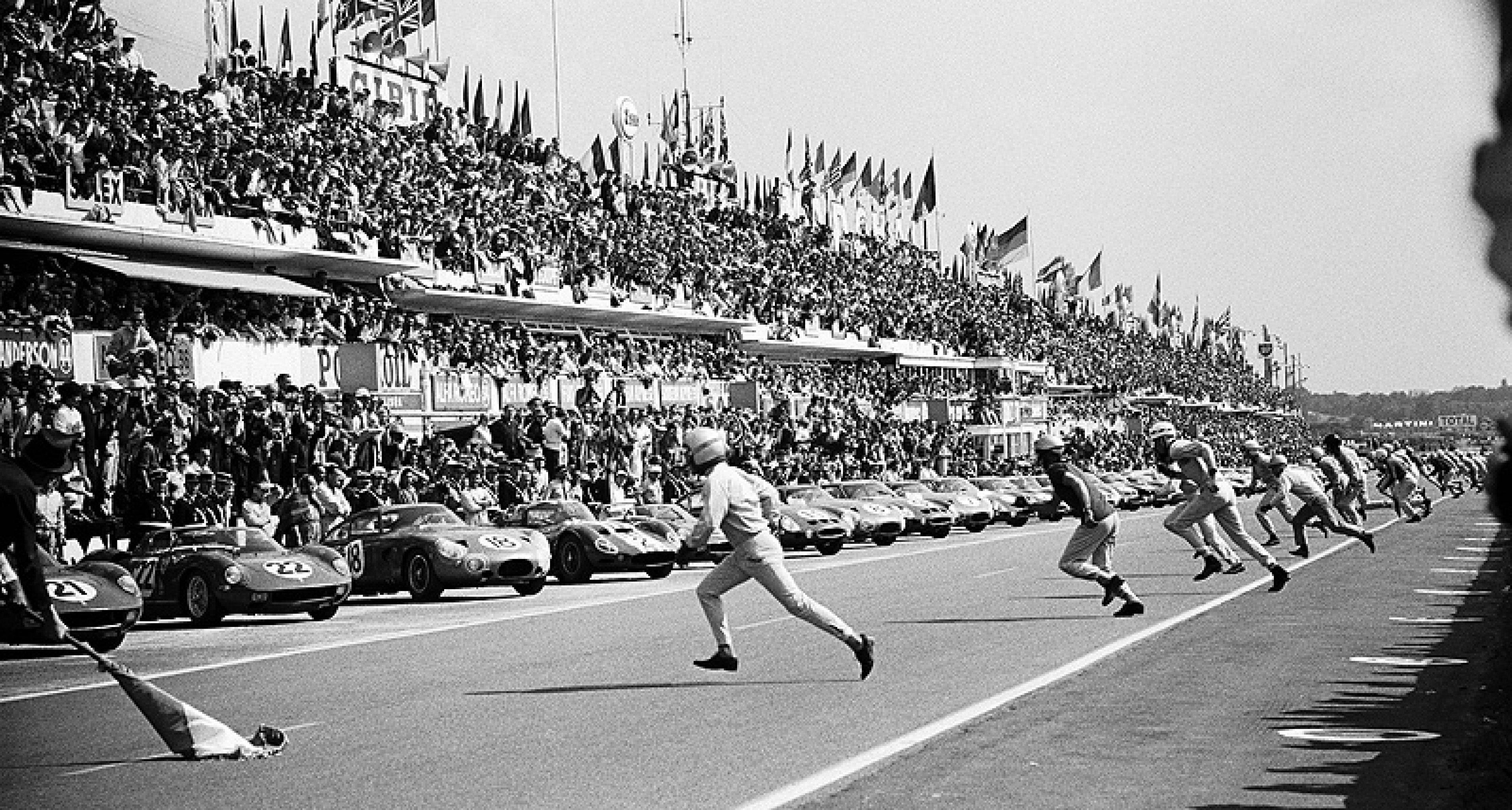 Le Mans im Fokus: Beeindruckende Fotografien bei Prototyp
