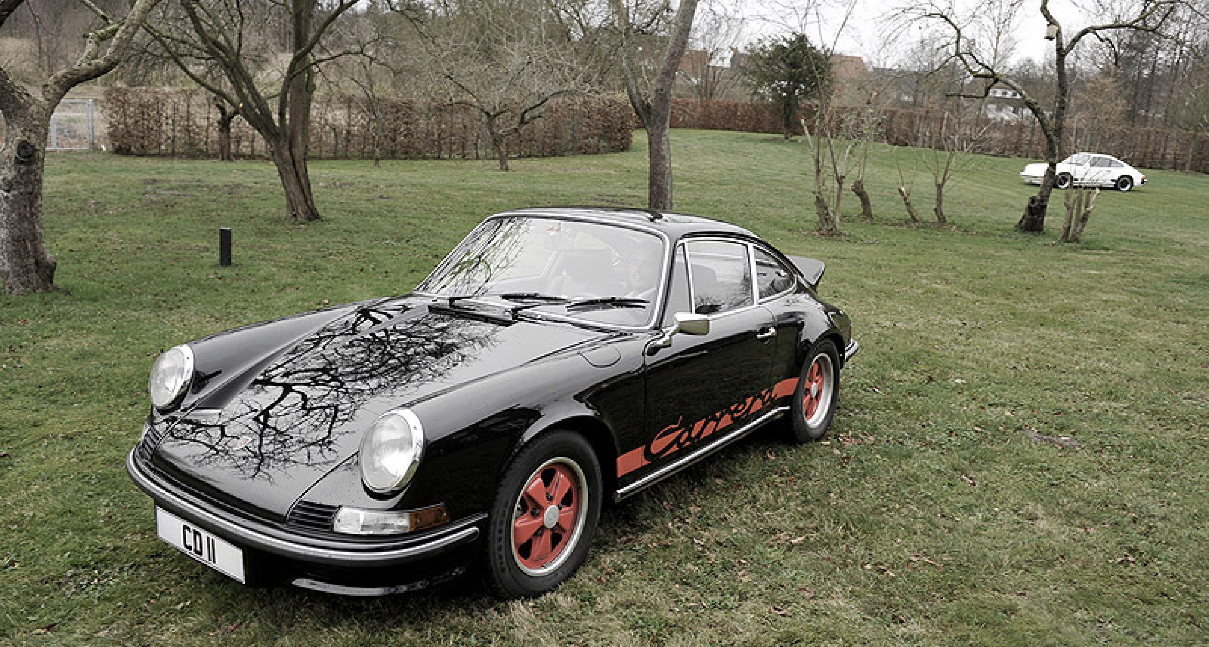 Porsche 911 Carrera 2.7