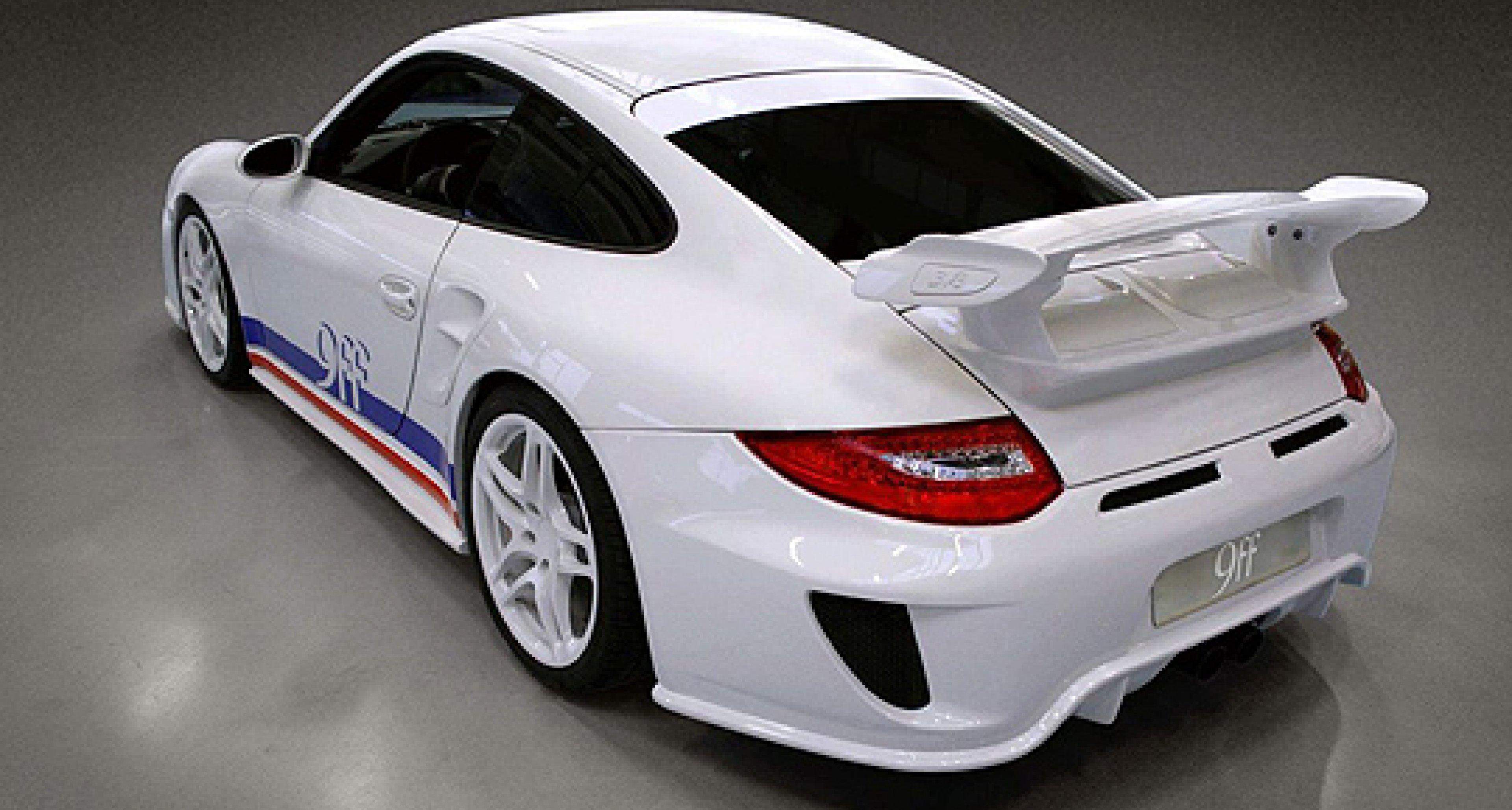 Porsche 9ff GTurbo: GT3 mit 1.000 PS