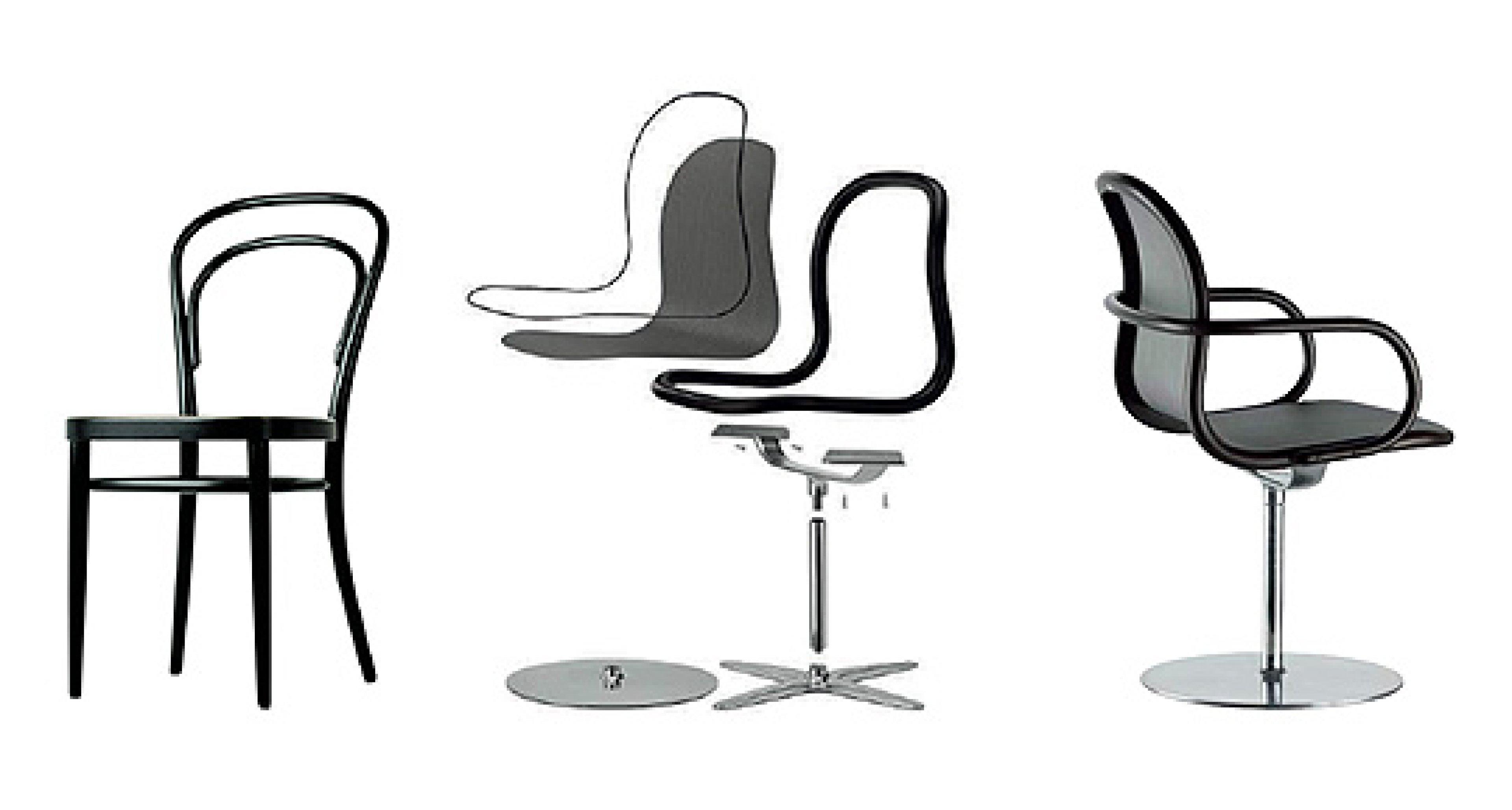 Thonet A660 von James Irvine: Eine Frage des Stuhls