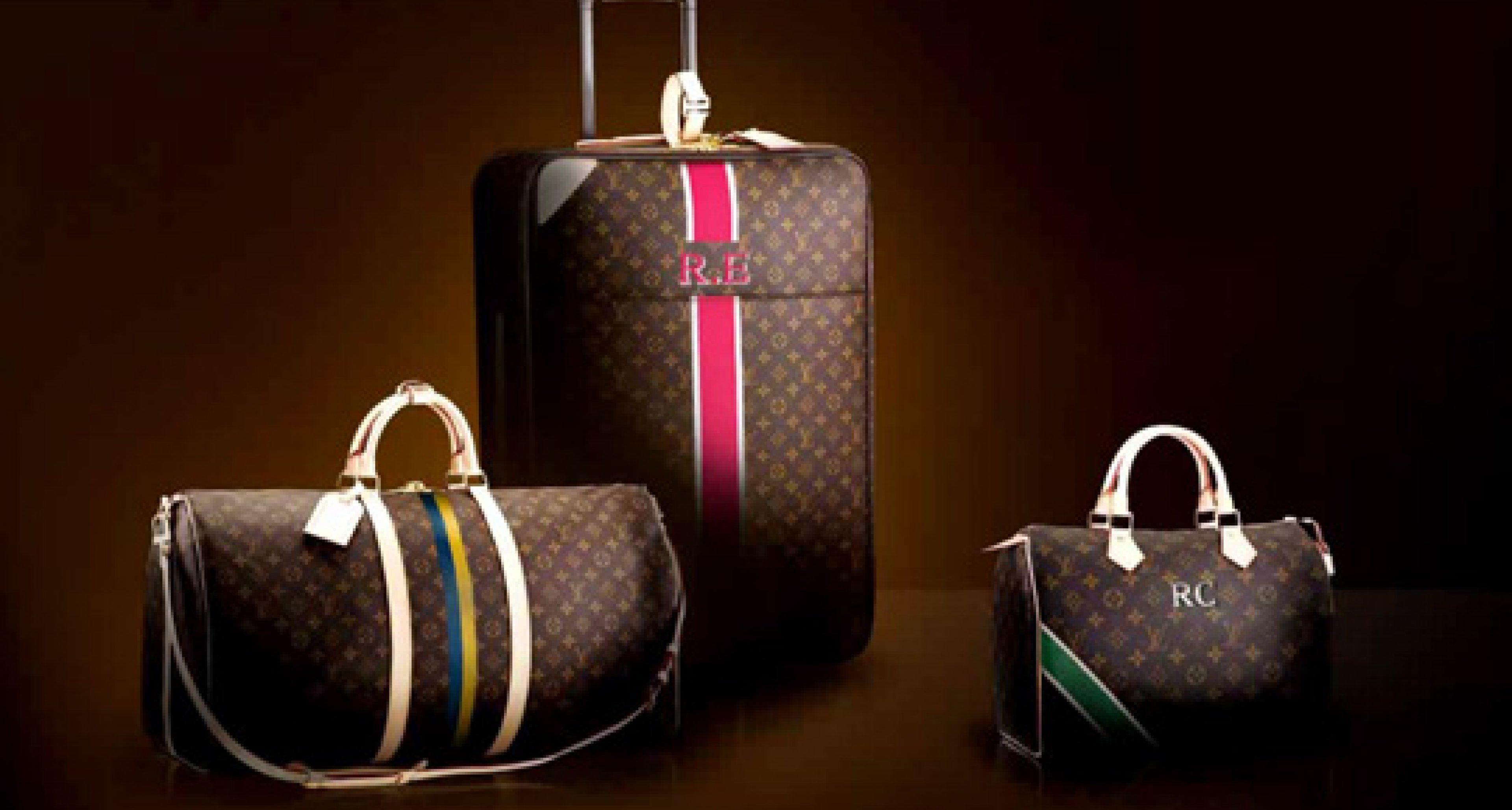 Louis Vuitton Mon Monogram: Reisesignatur