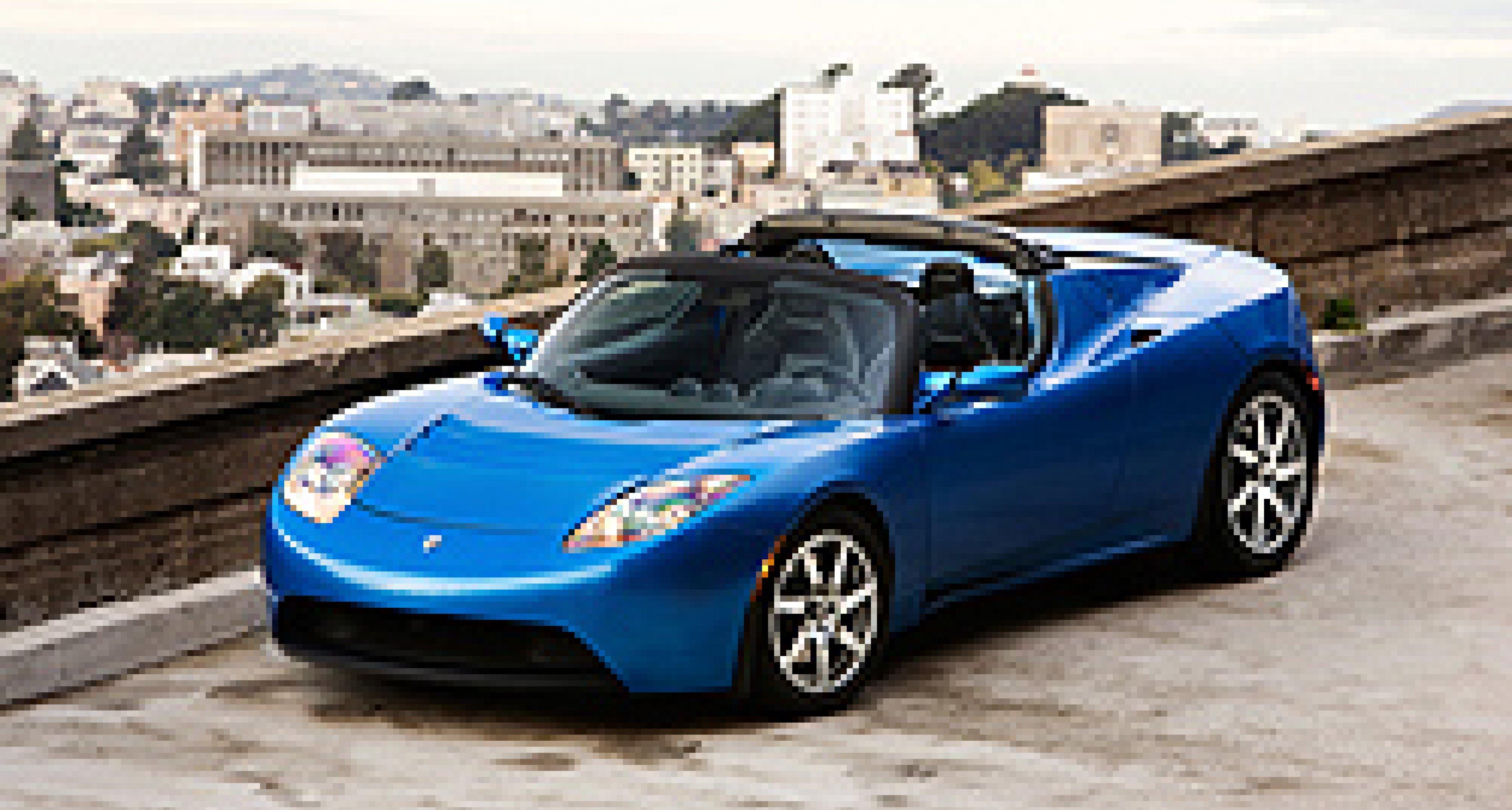 Tesla Motors plant Börsengang