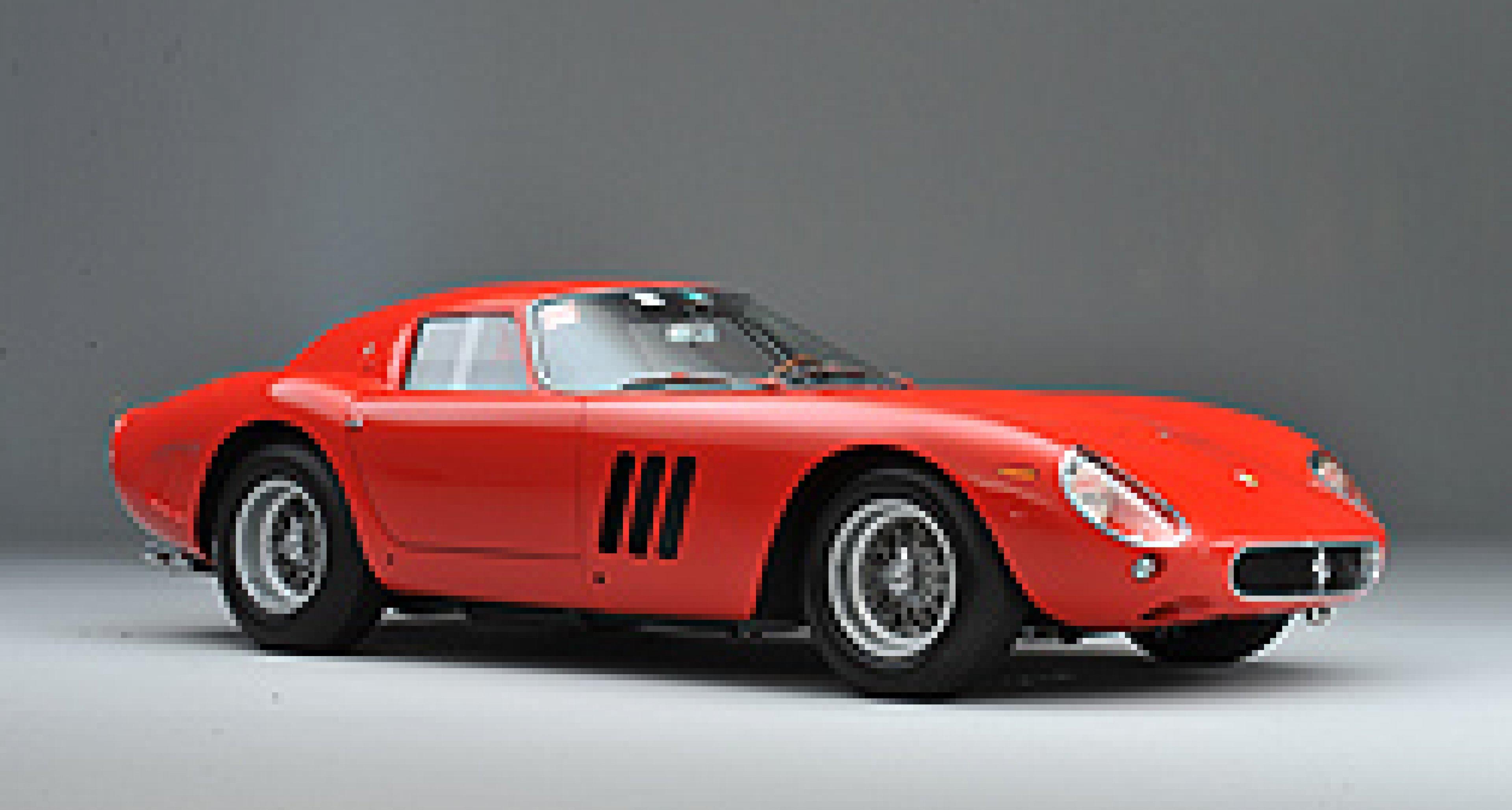 Rm Auctions 14 7 Millionen Für Ferrari 250 Gto Classic Driver Magazine