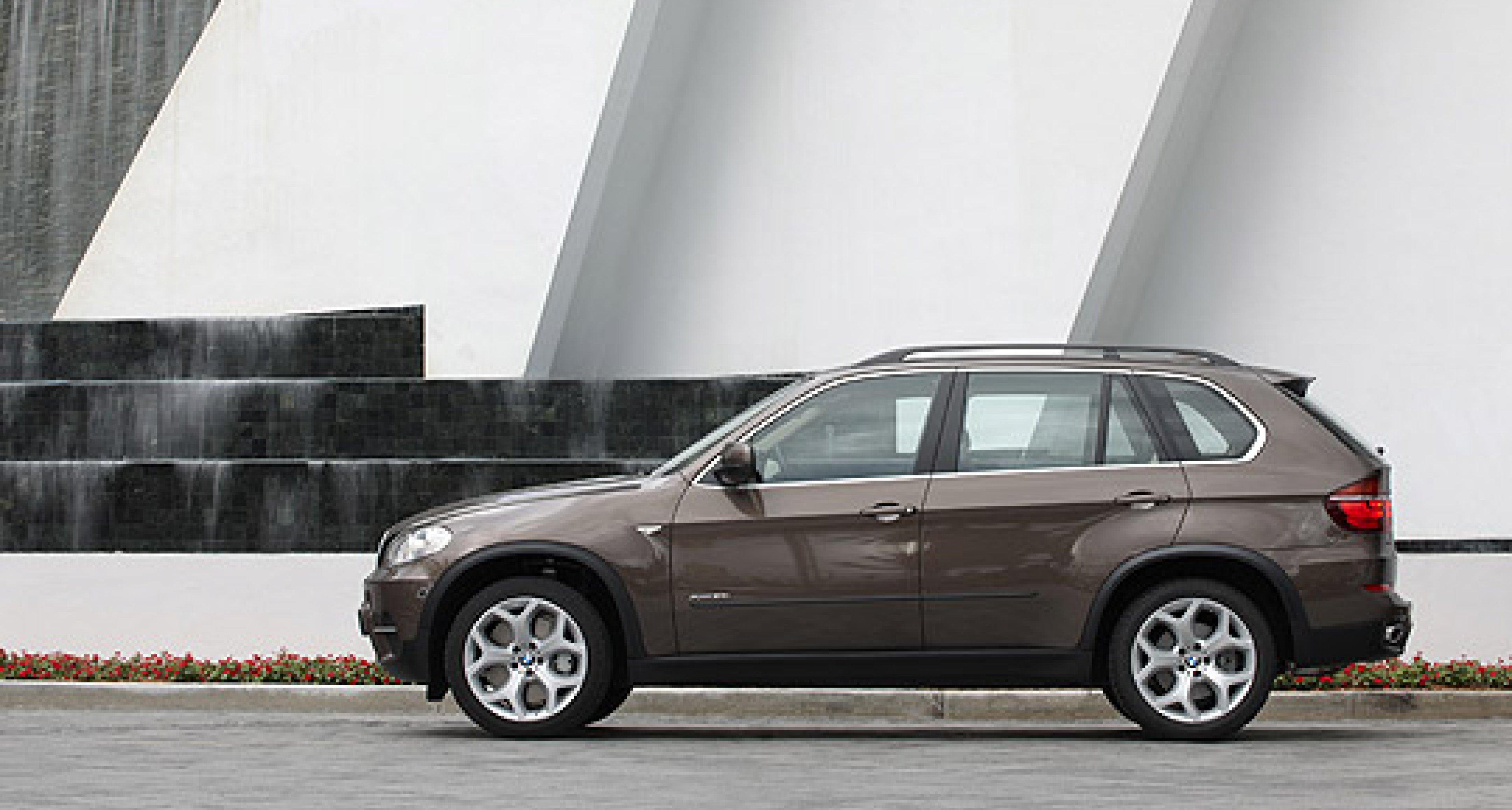BMW X5: Facelift