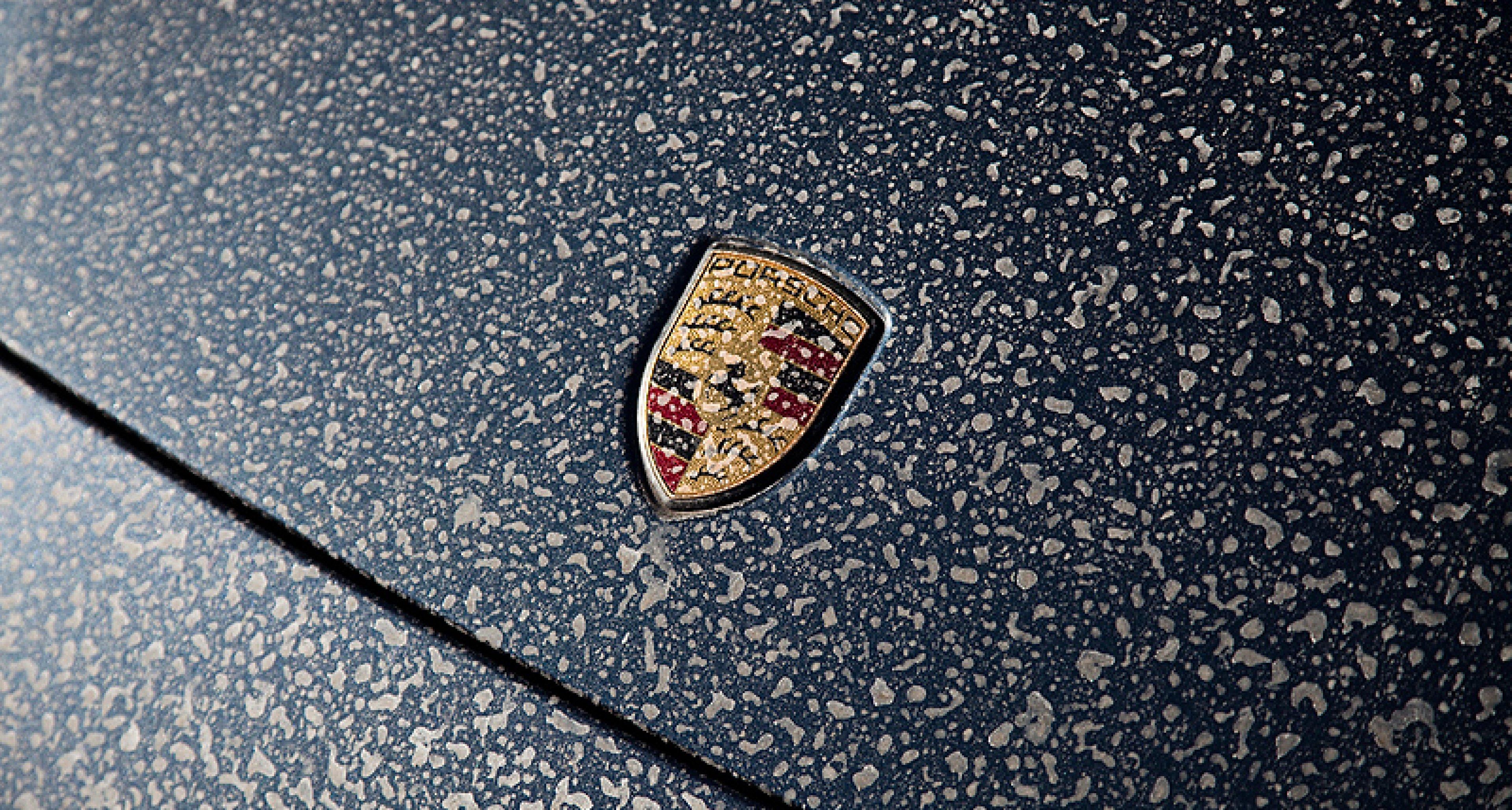 Porsche Panamera Turbo: Schweizer Passkontrolle