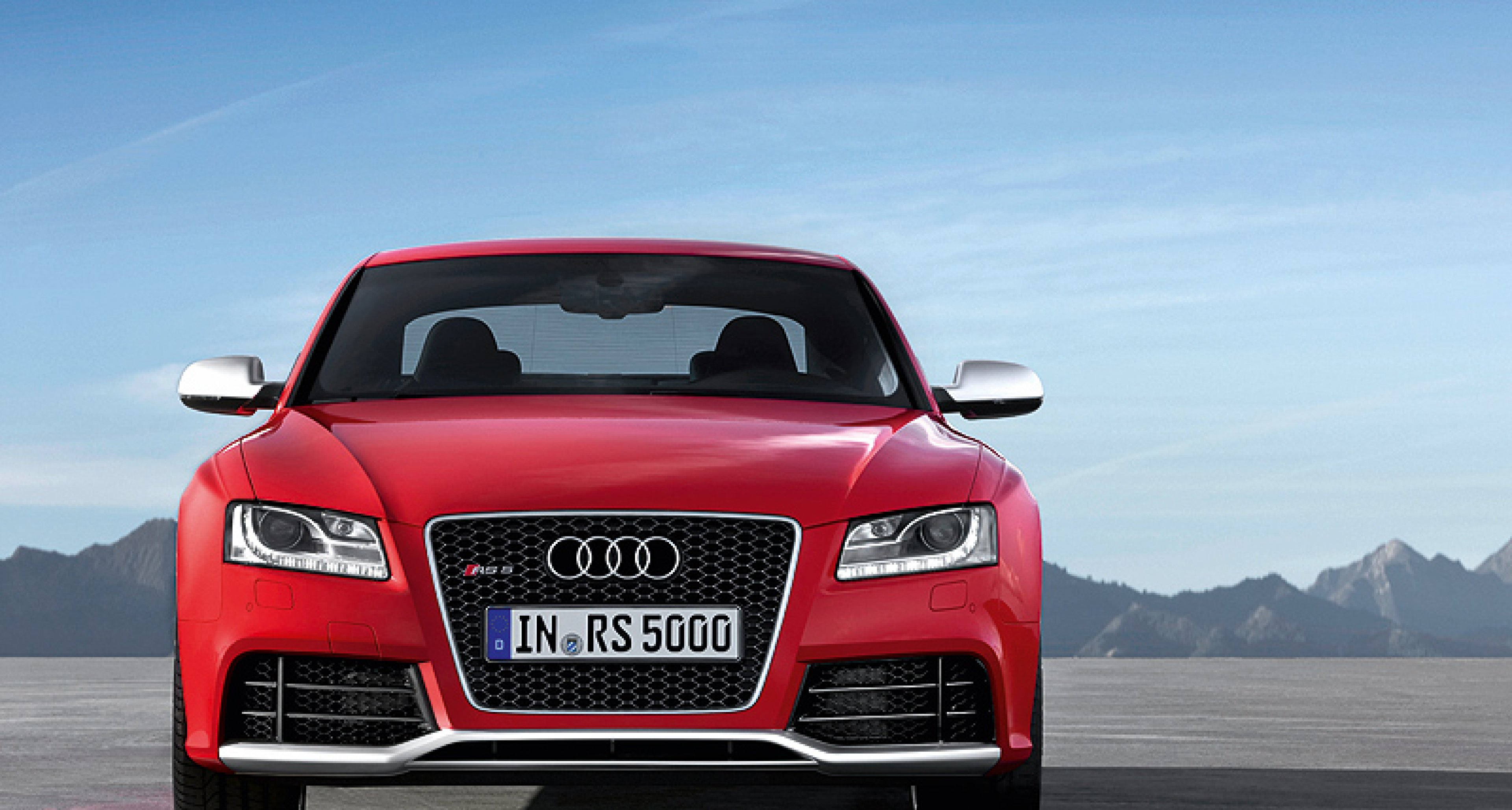 Audi RS 5: Auf Hochtouren