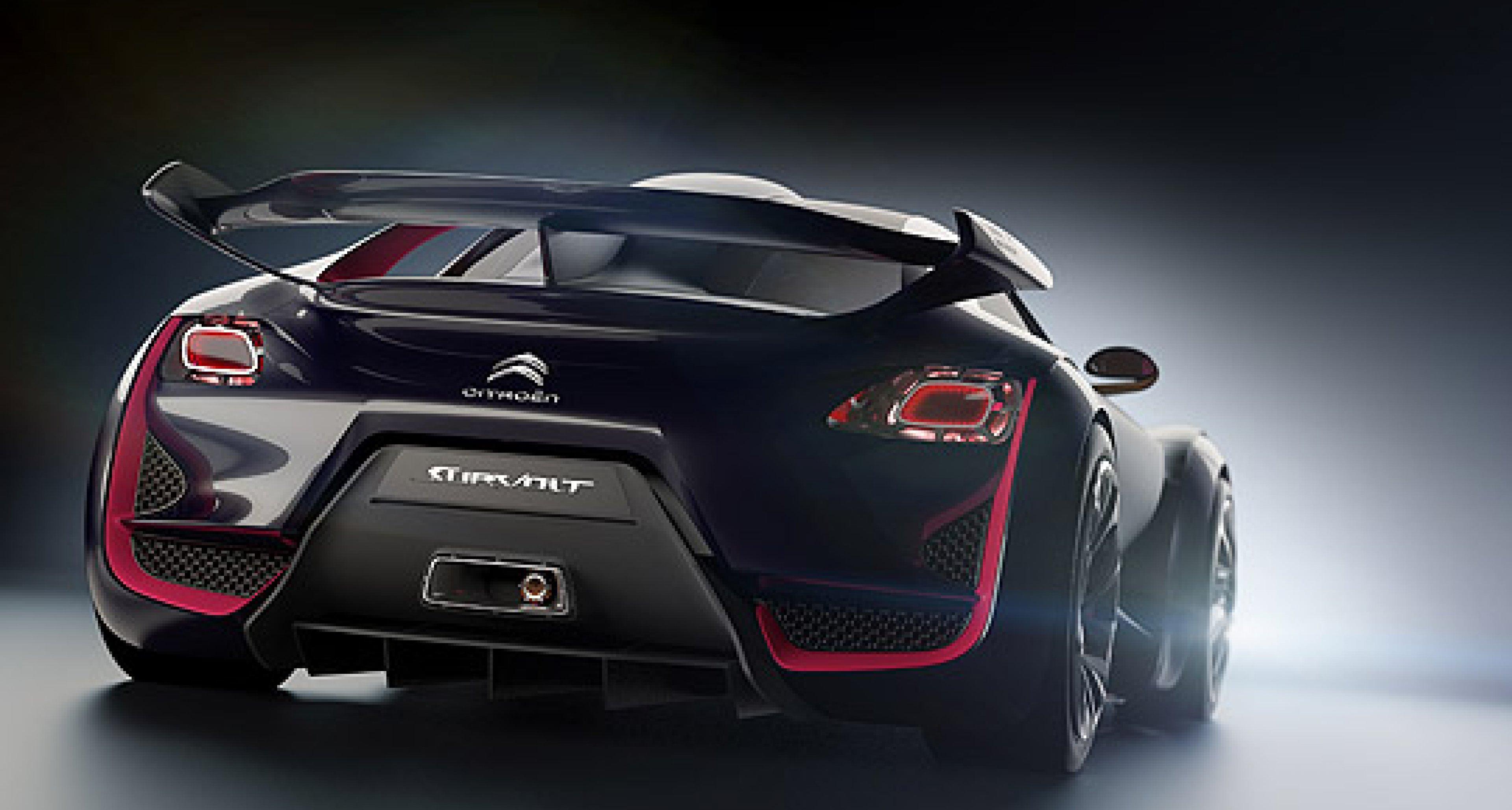 Citroën Survolt: Elektro-Couture