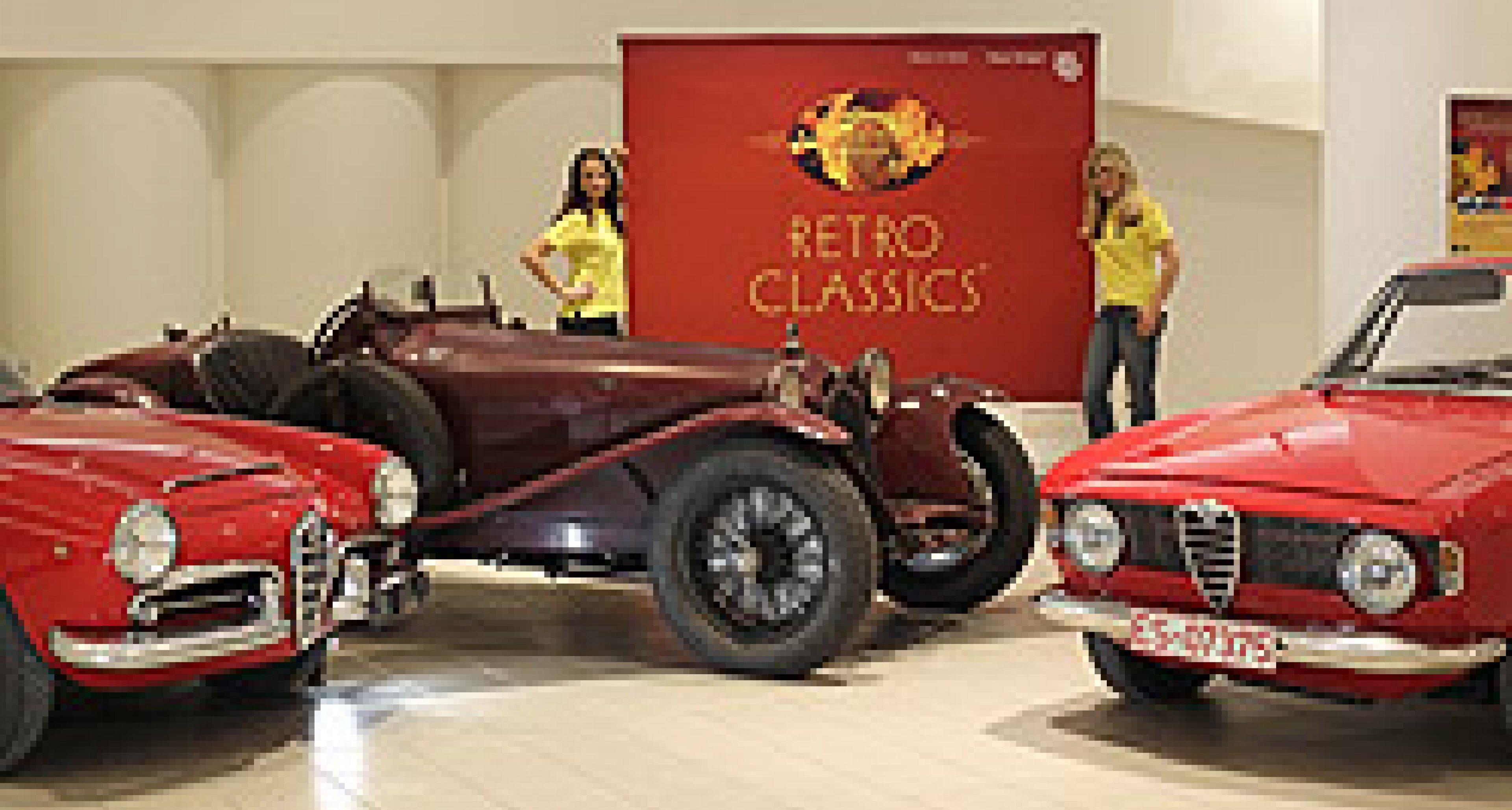 Retro Classics 2010: Jubiläum zum Jubiläum