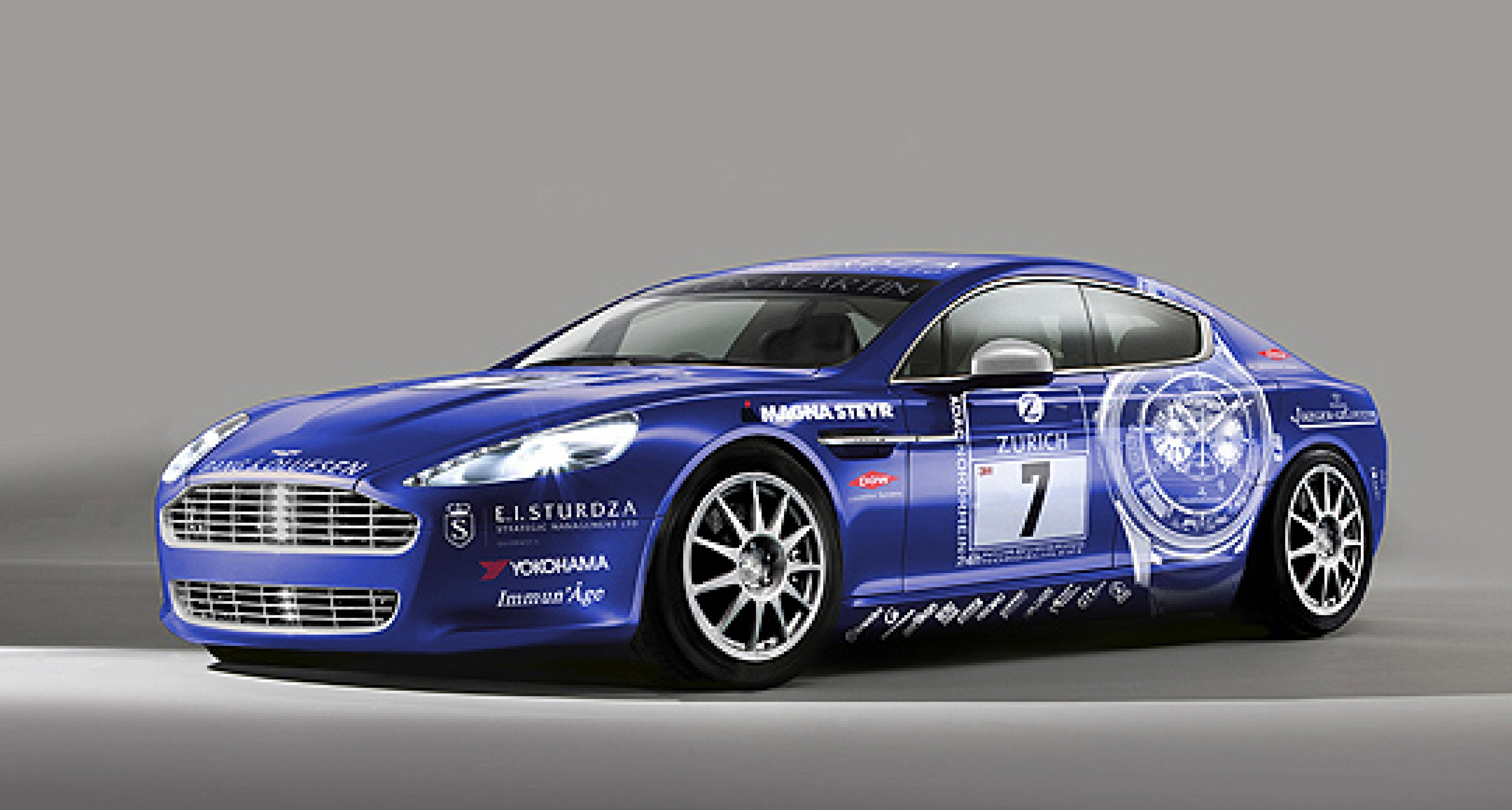 Rapide to Compete in Nürburgring 24 Hours