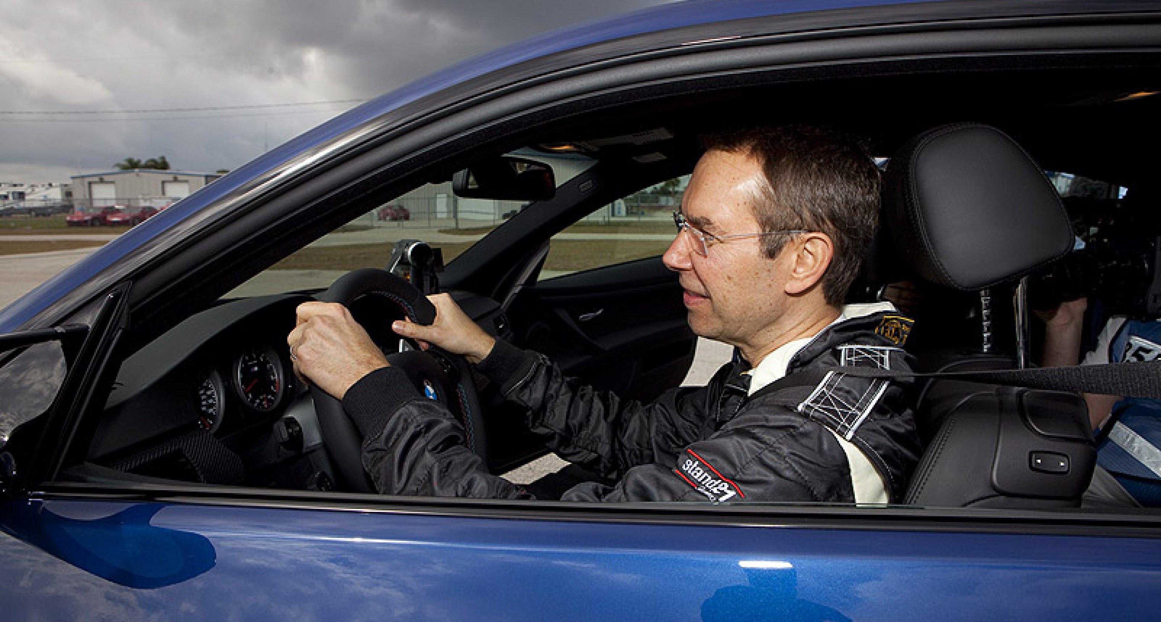 BMW Art Car: M3 GT2 by Jeff Koons