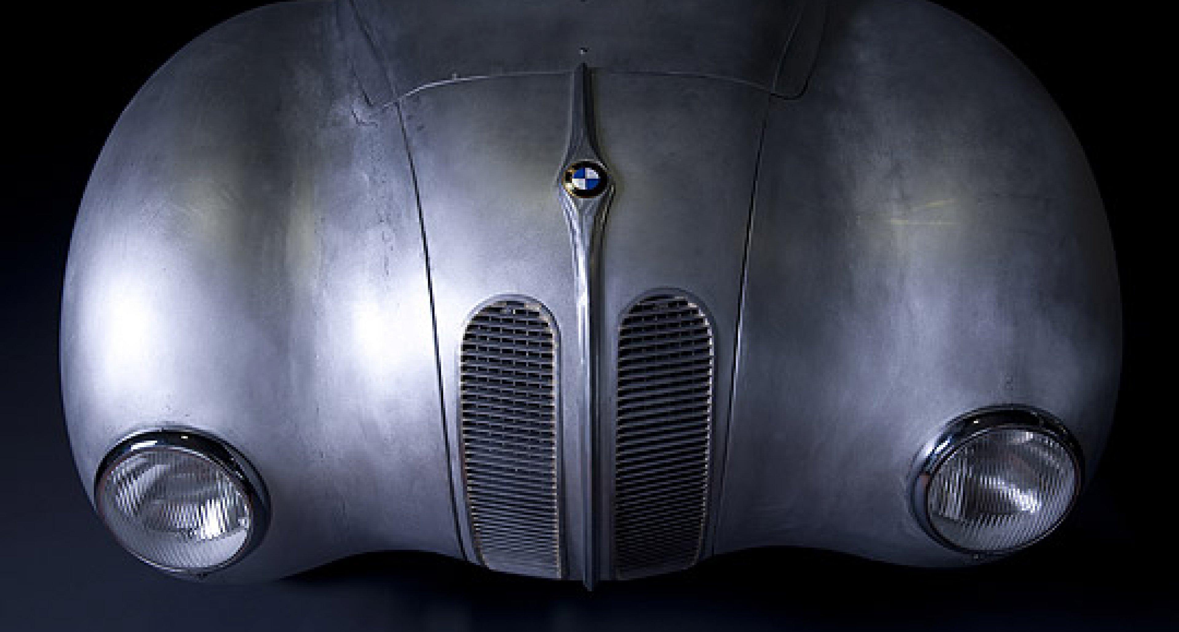 BMW Kamm Coupé: Schaumgeburt am Comer See