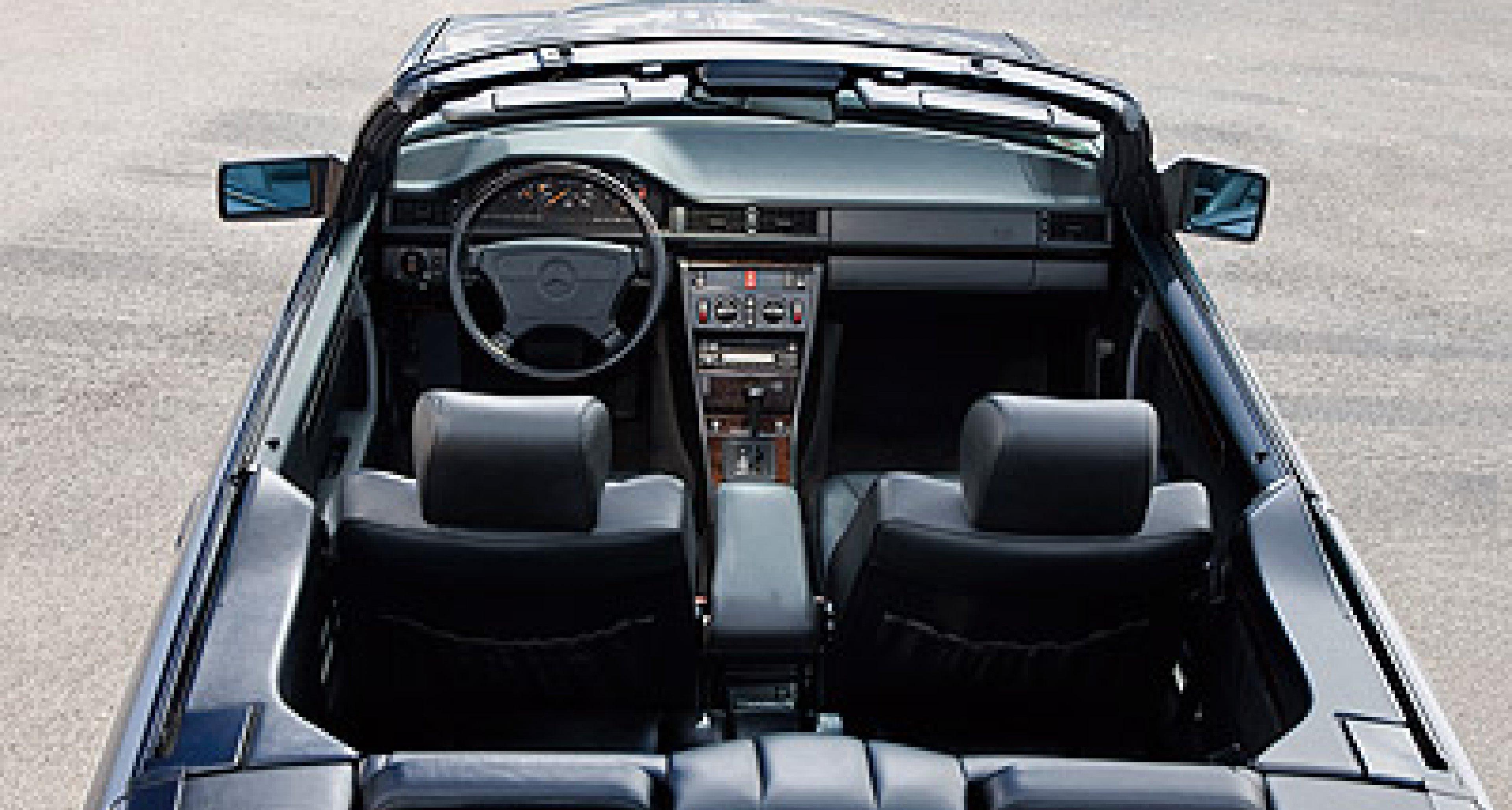 Mercedes-Benz E-Klasse Cabrio W124