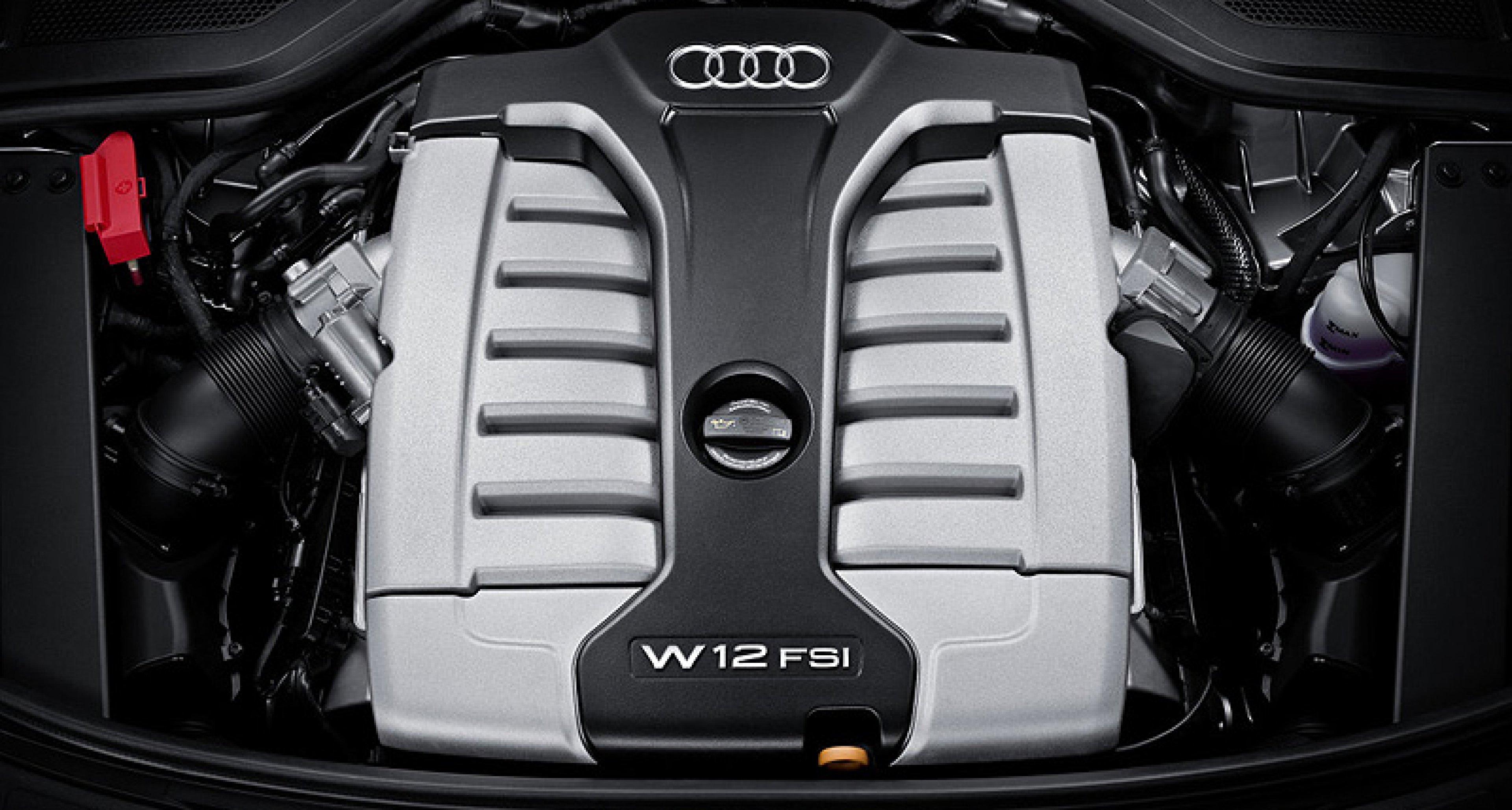 Audi A8 L W12: Mobile Vorstandsetage