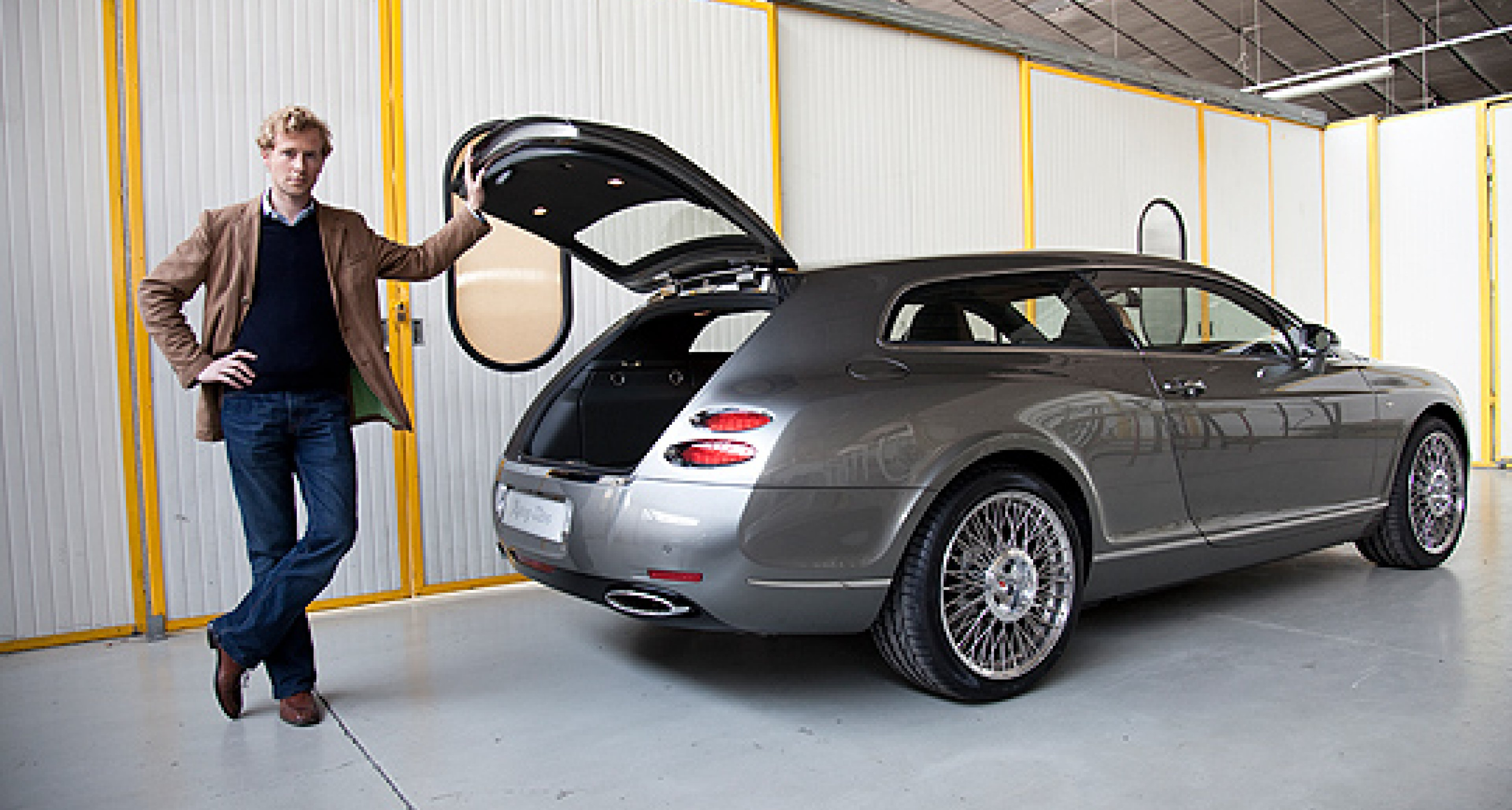 bentley continental flying startouring | classic driver magazine