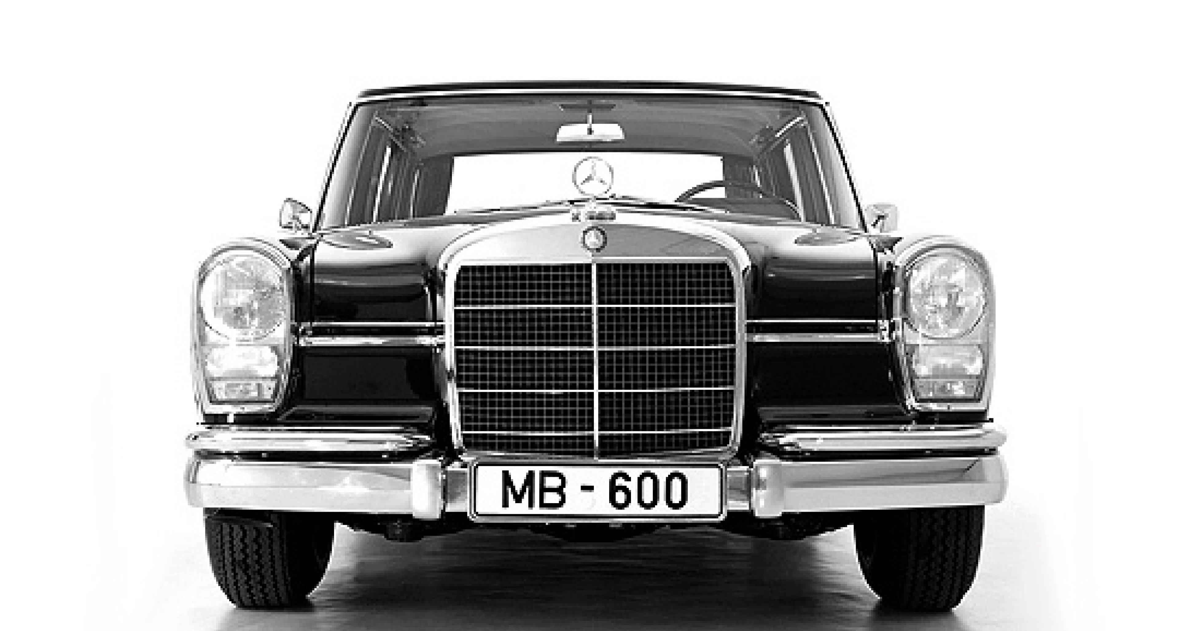 Investment-Tipp: Mercedes-Benz 600