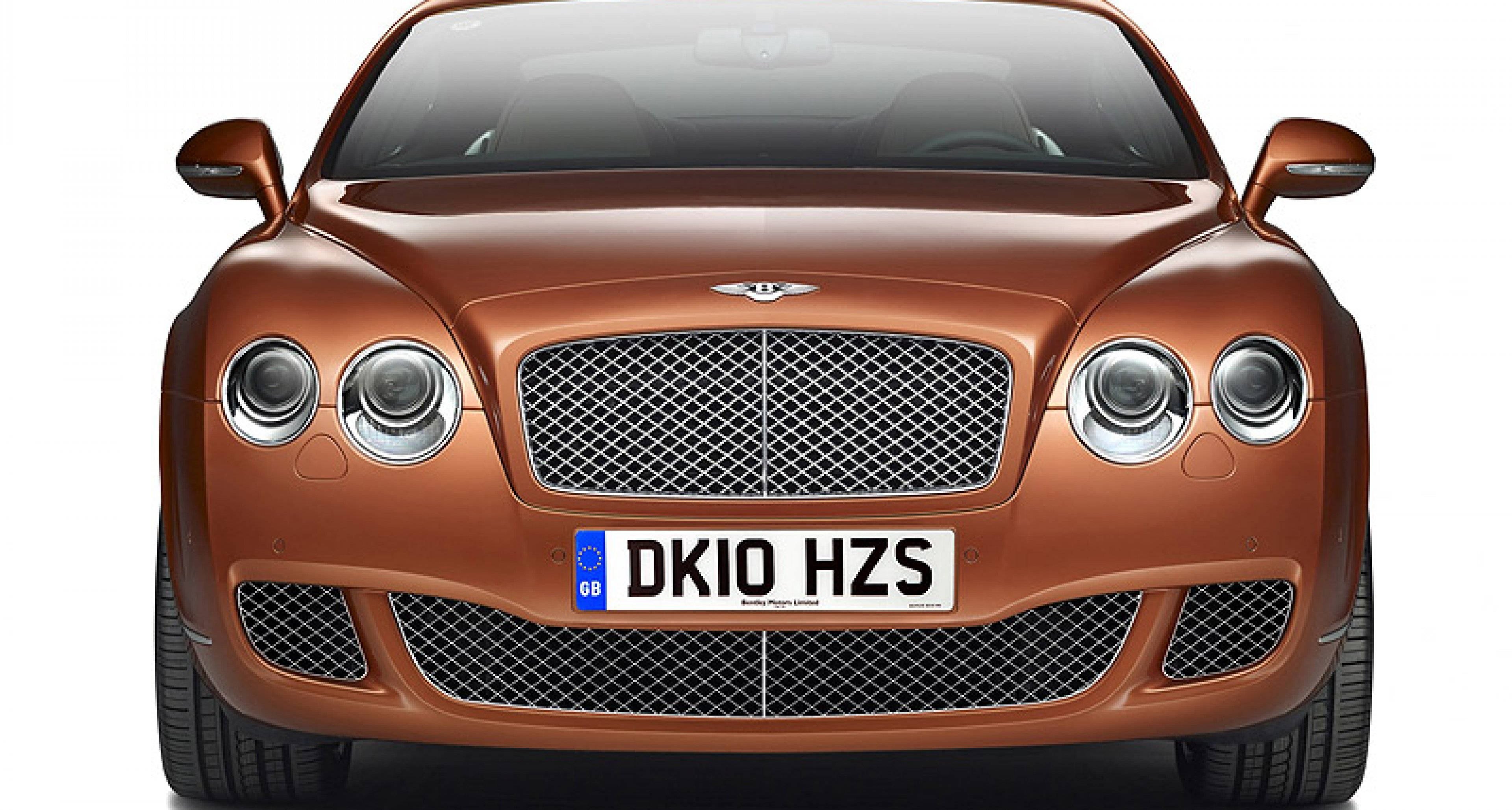 Bentley Continental China-Editionen: Heimvorteil