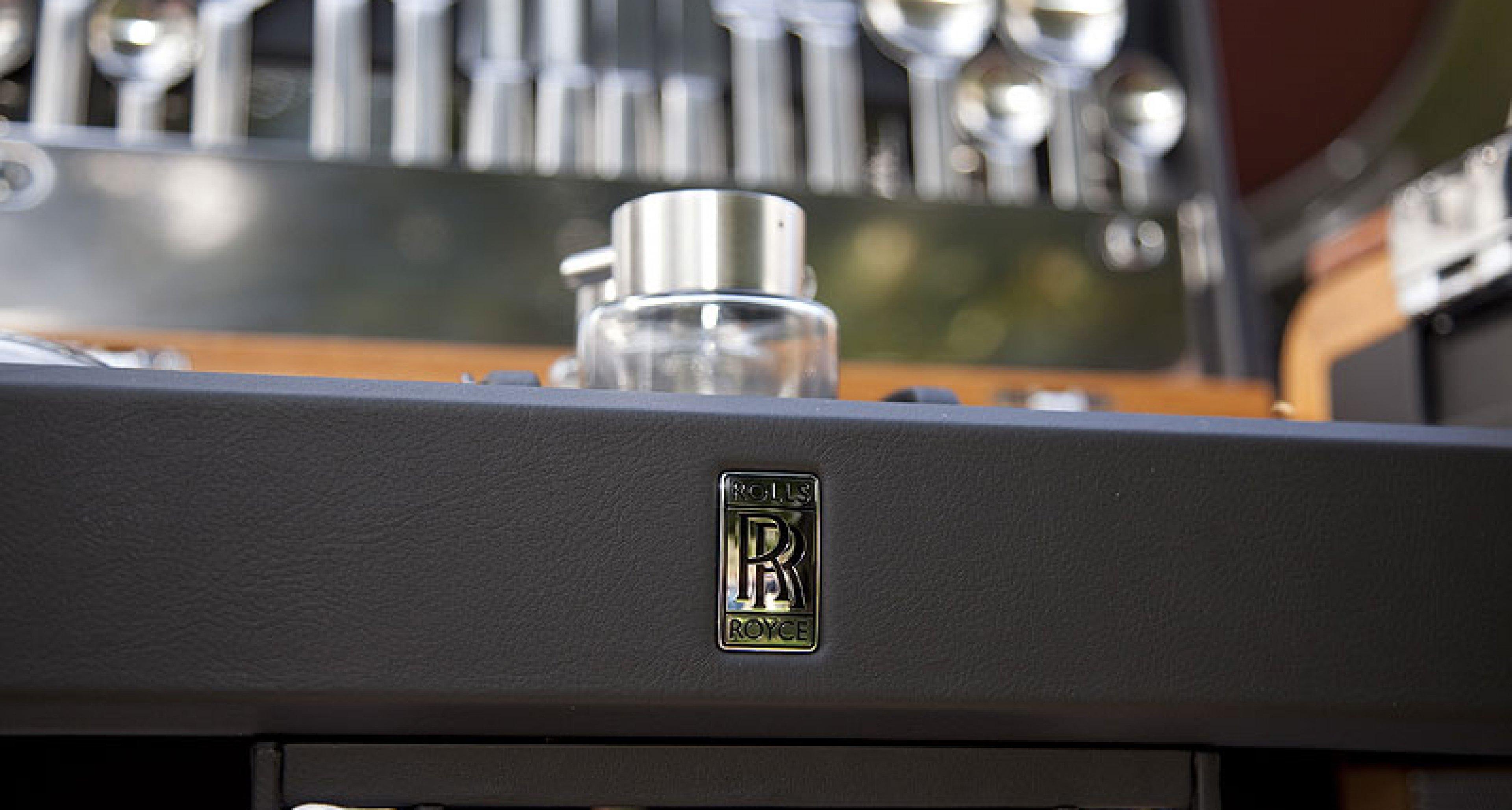 Rolls-Royce Picknick-Kabinett: Dinner for four