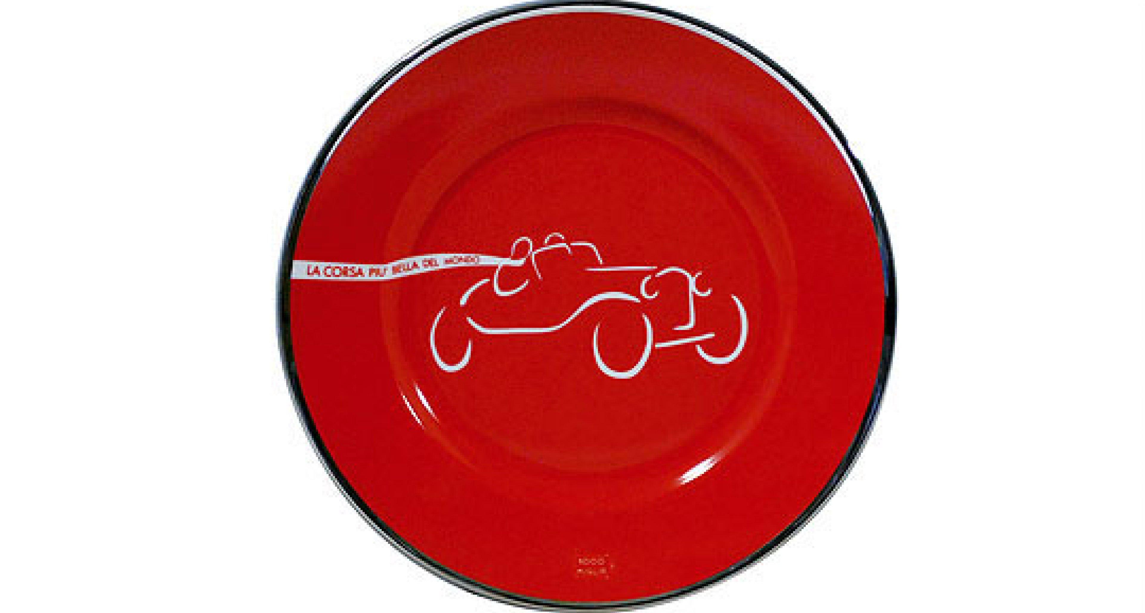 Richard Ginori Porzellan: Mille Miglia Picknick-Edition