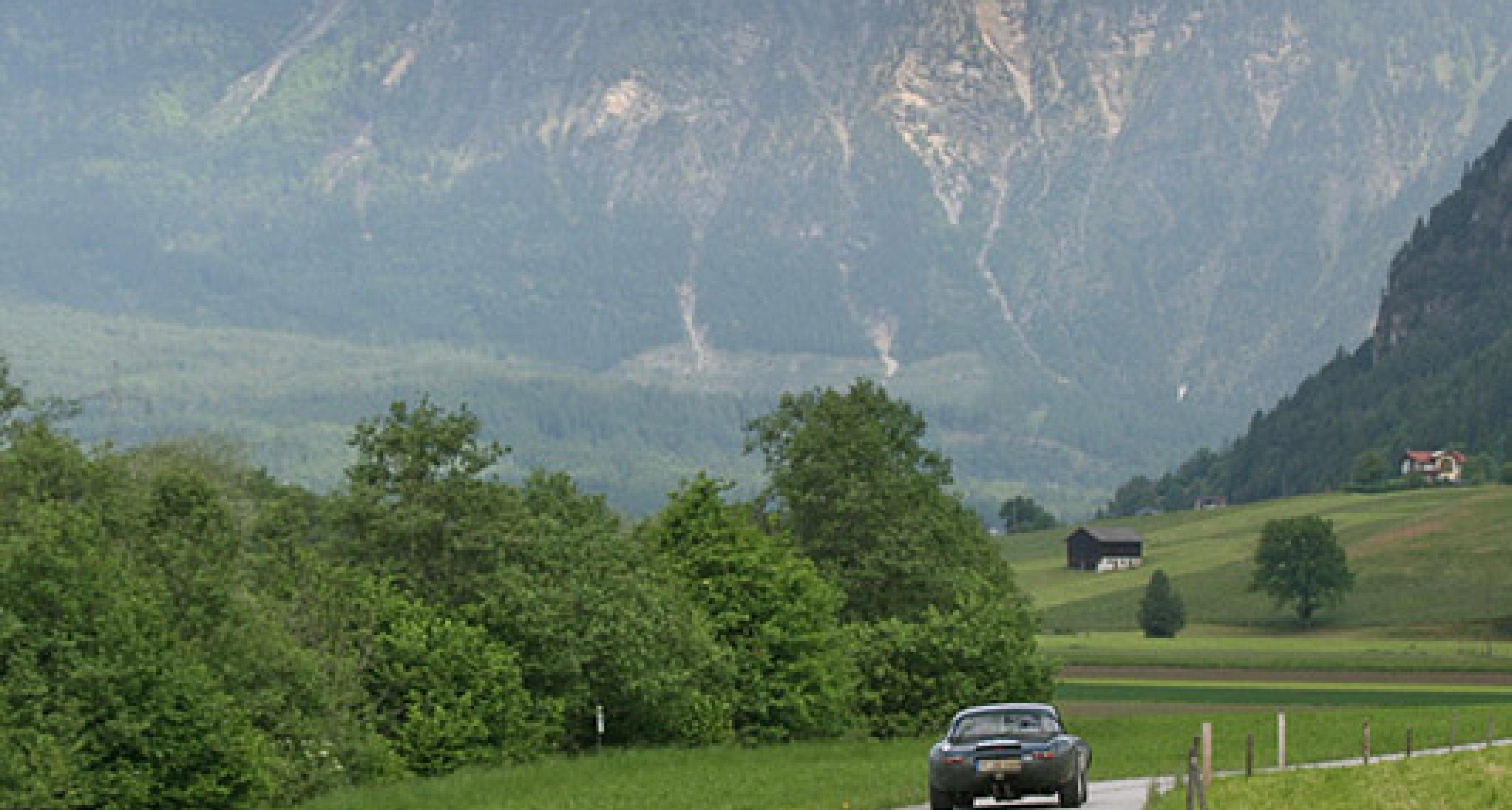 Kitzbüheler Alpenrallye 2010: Rückblick