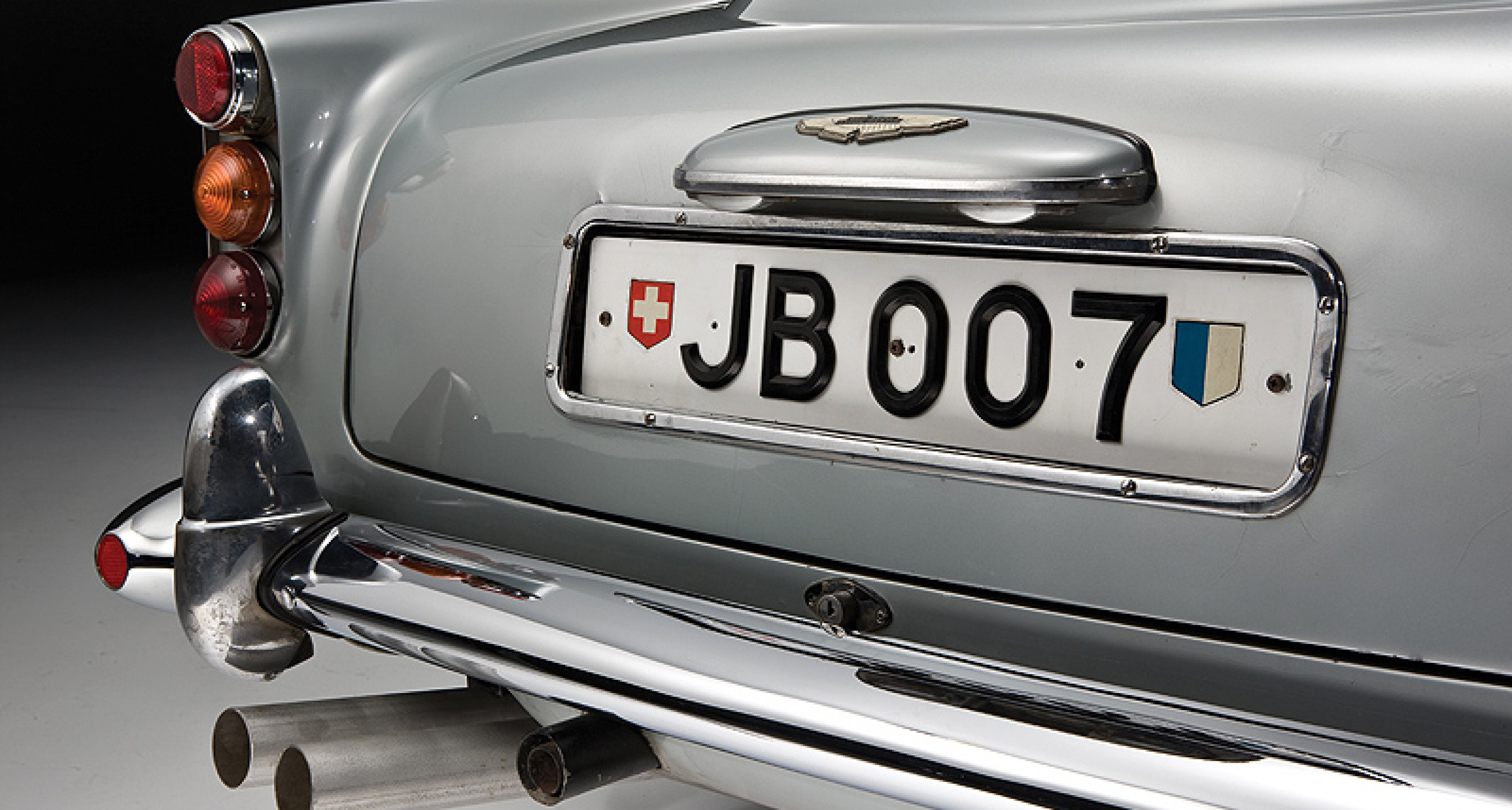 RM to Sell James Bond DB5