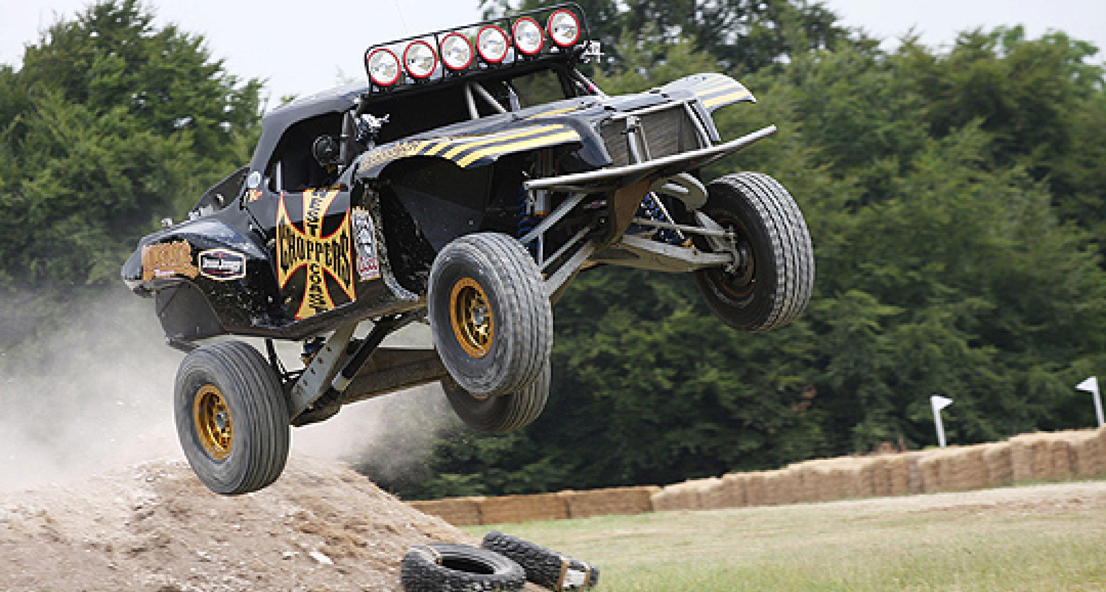 Goodwood Festival of Speed 2010: Viva Veloce!