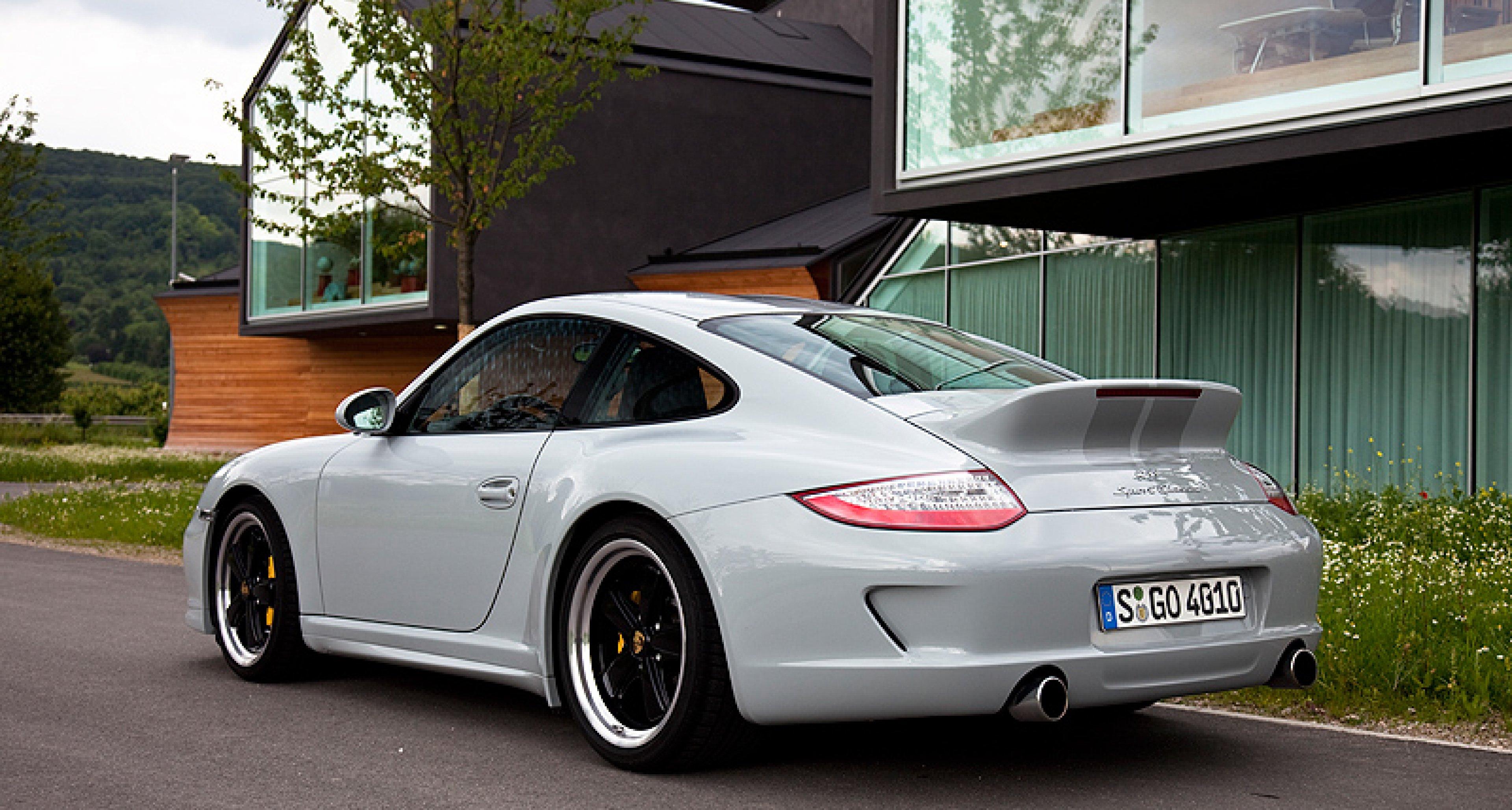 Driven: 2010 Porsche 911 Sport Classic