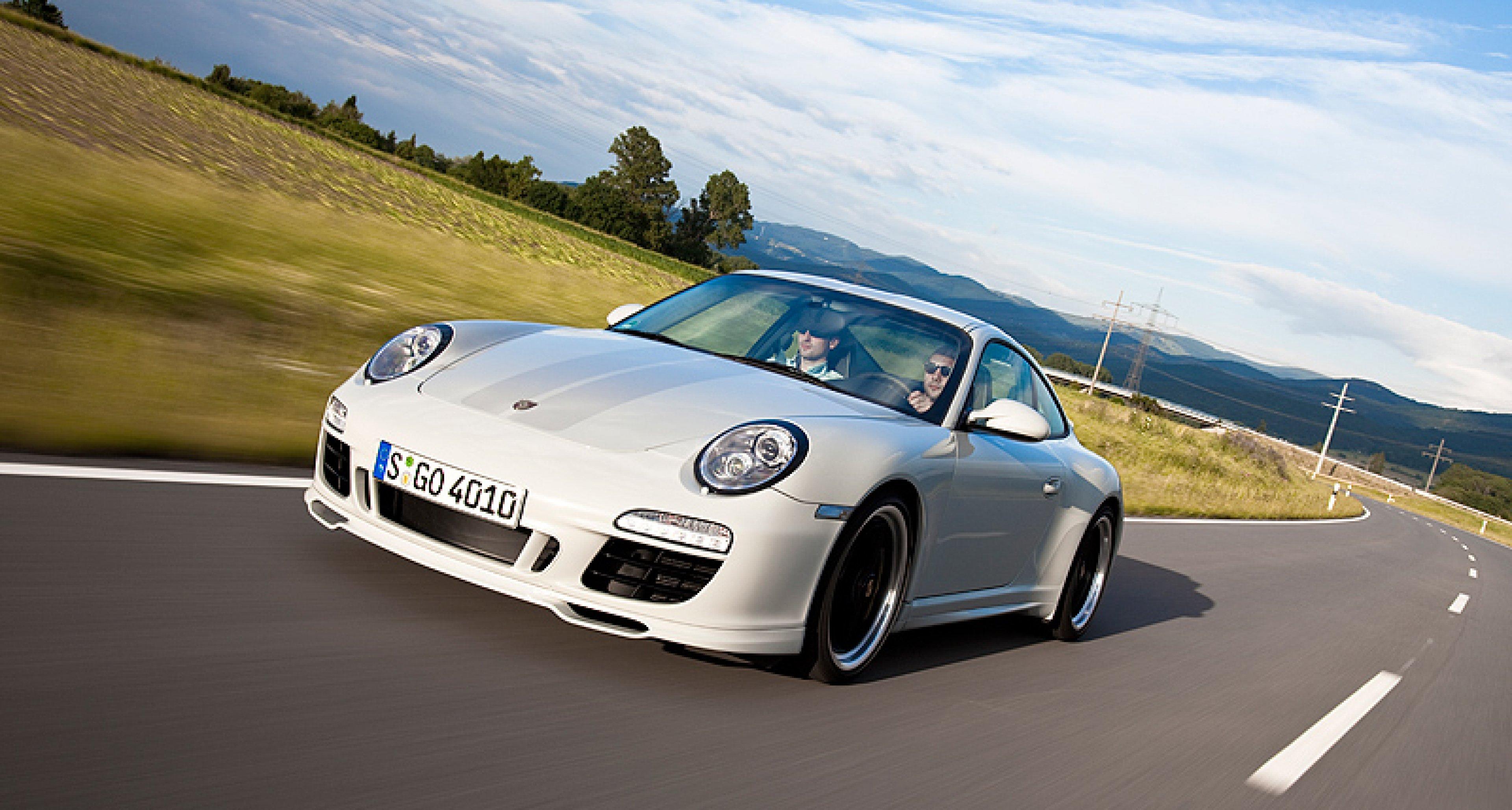 Driven 2010 Porsche 911 Sport Classic Classic Driver Magazine