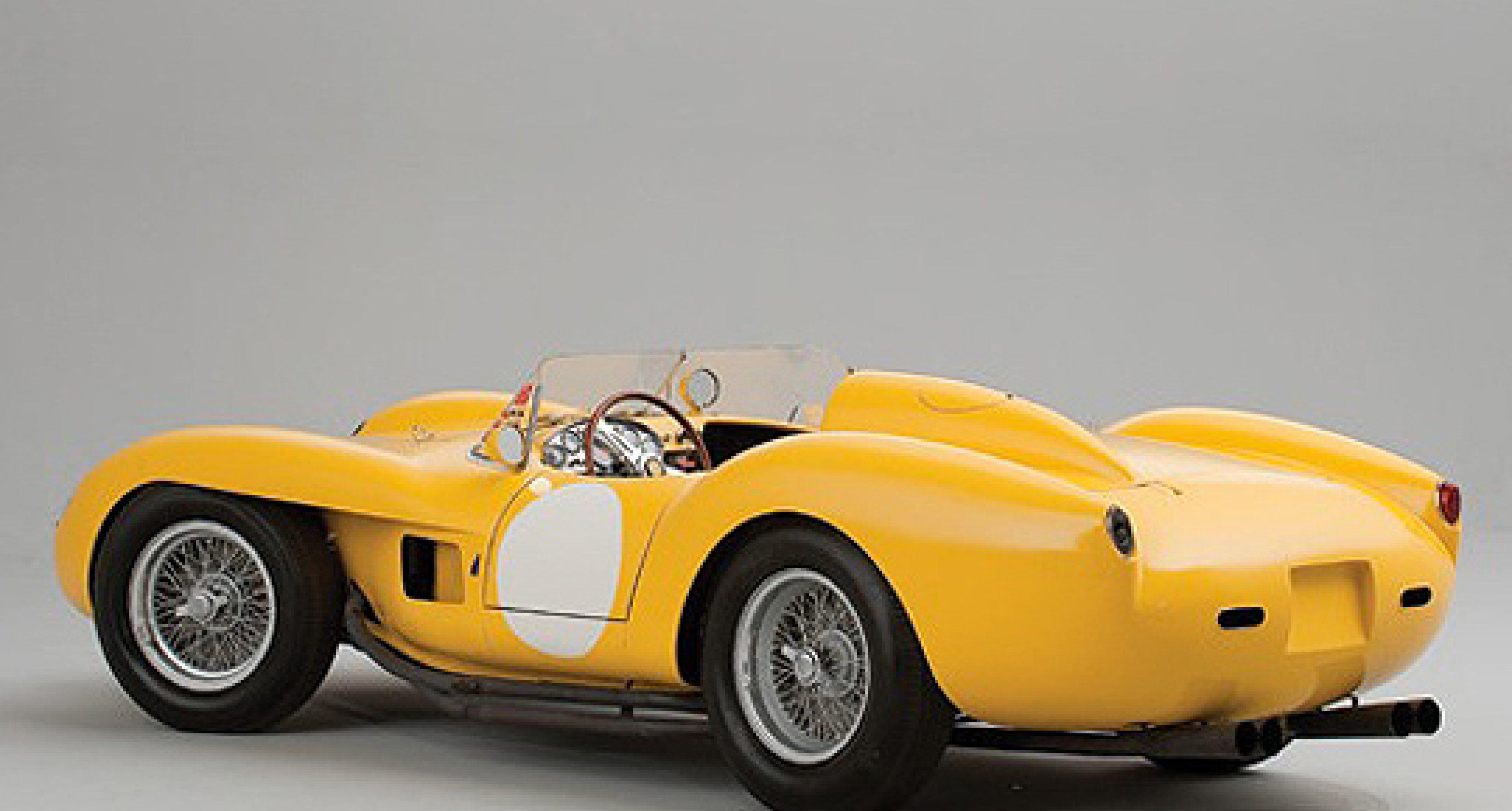 """RM versteigert seltenen Ferrari """"Pontoon Fender"""" in Monterey"""