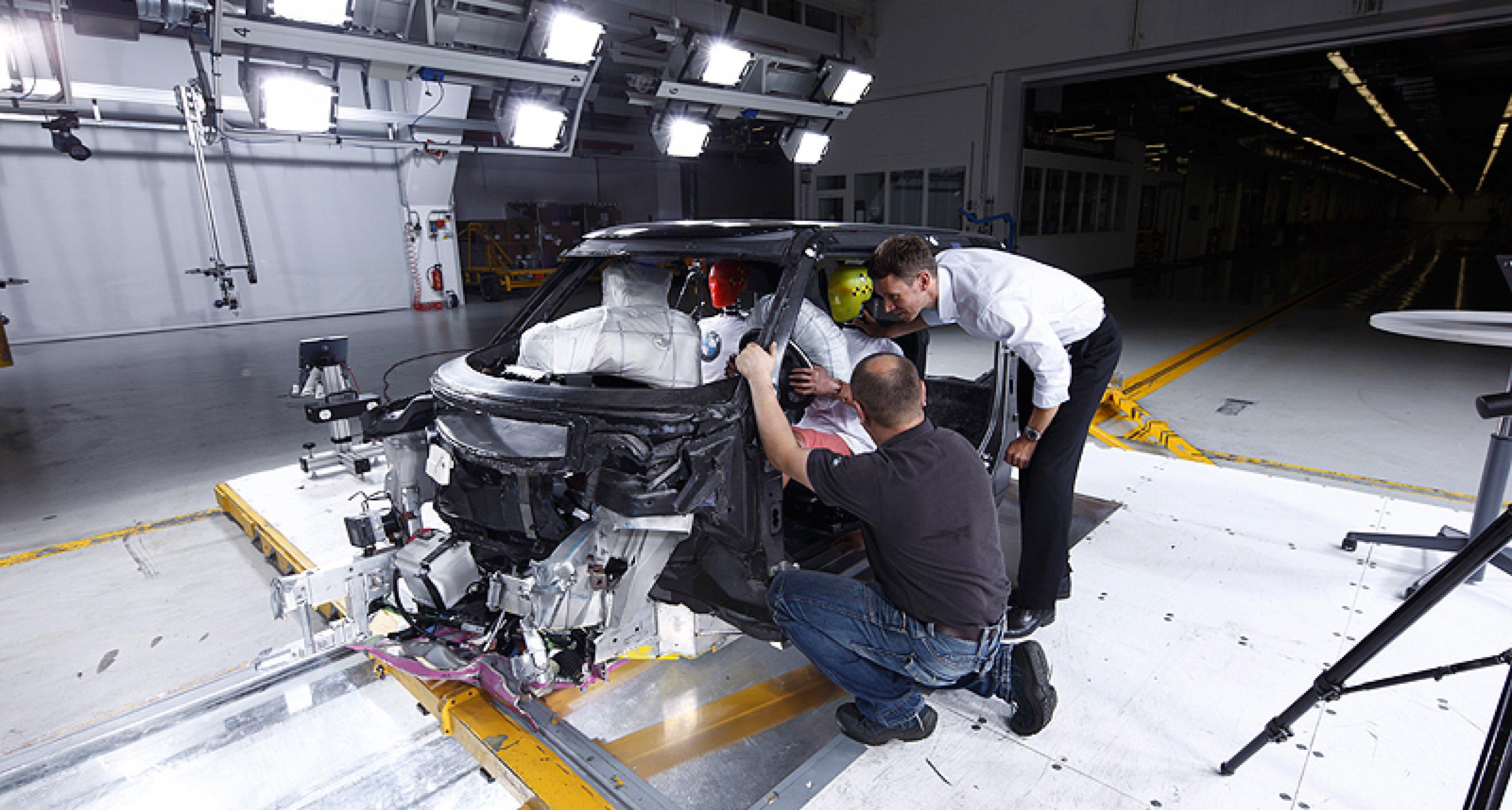 BMW Megacity Vehicle: Start ins Carbonzeitalter