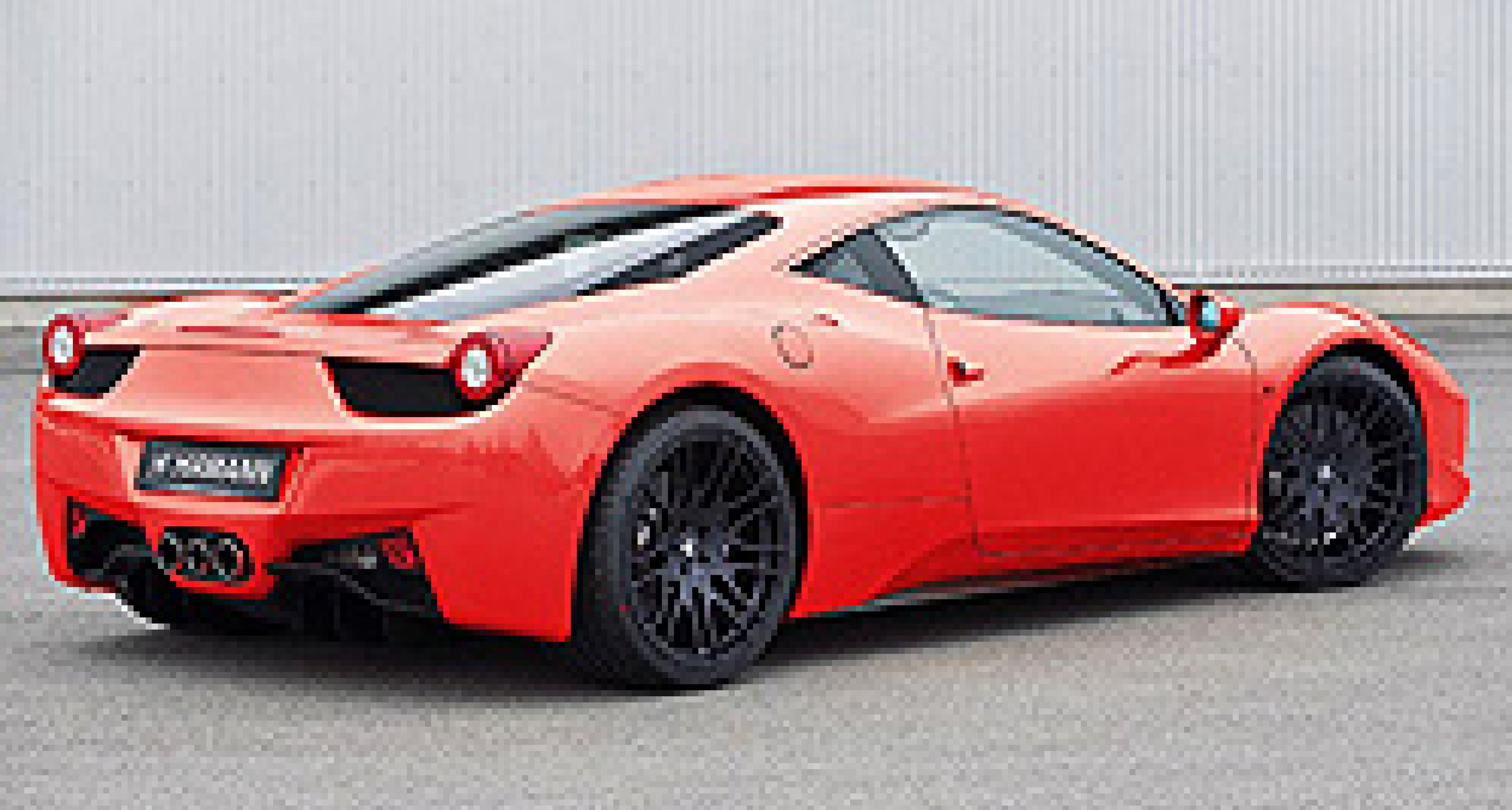 Hamann präsentiert leichtes Räderwerk für den Ferrari 458 Italia