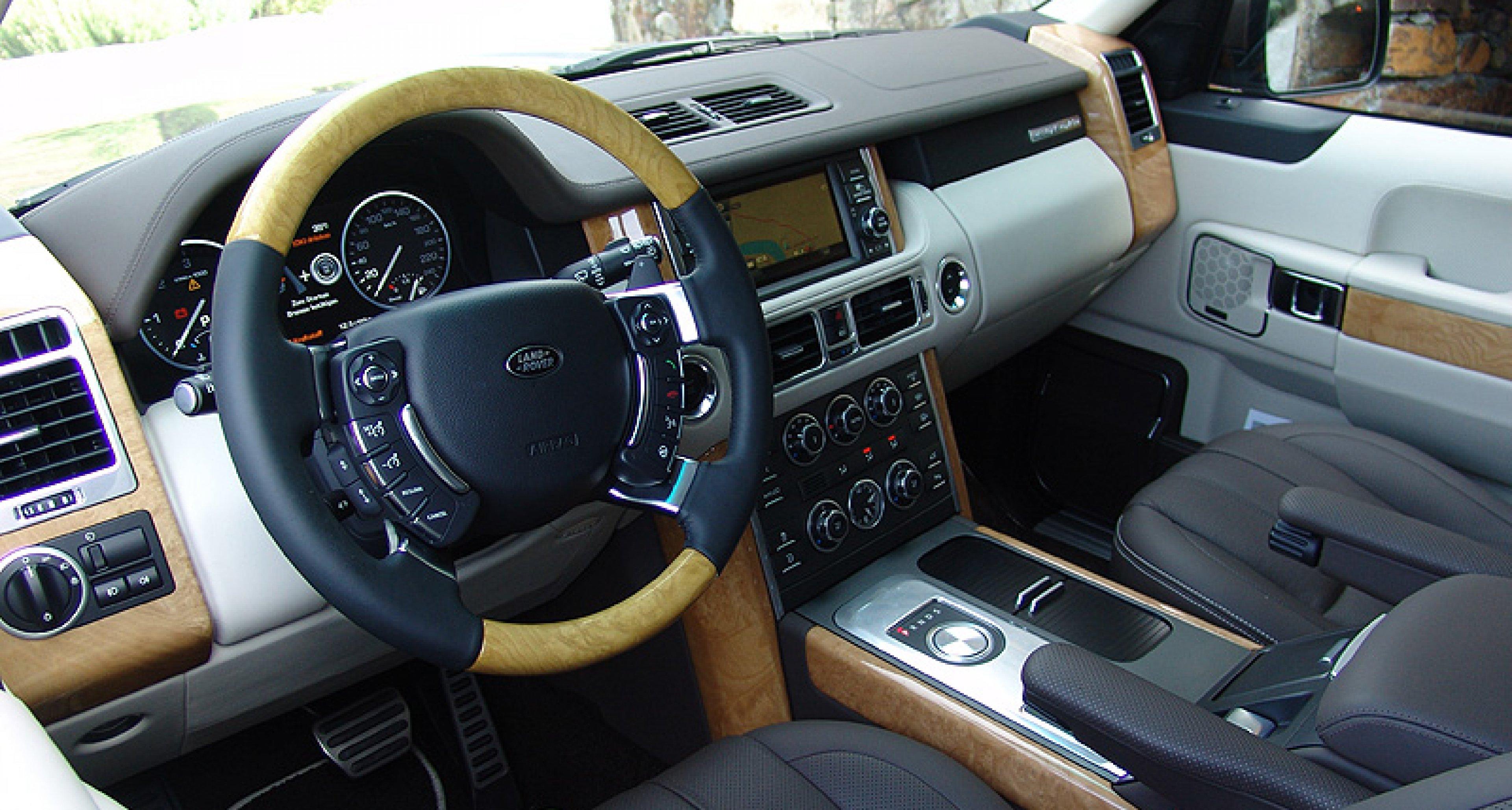 Range Rover TDV8, Modelljahr 2011: Rock n' Roll