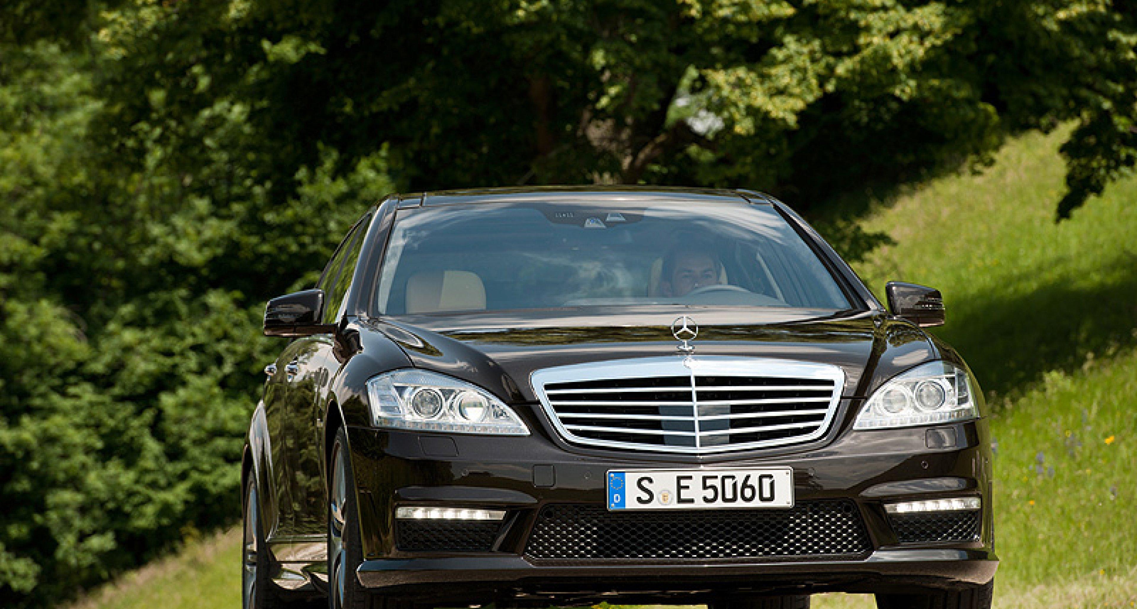 Mercedes-Benz S 63 AMG: Doppelt hält besser