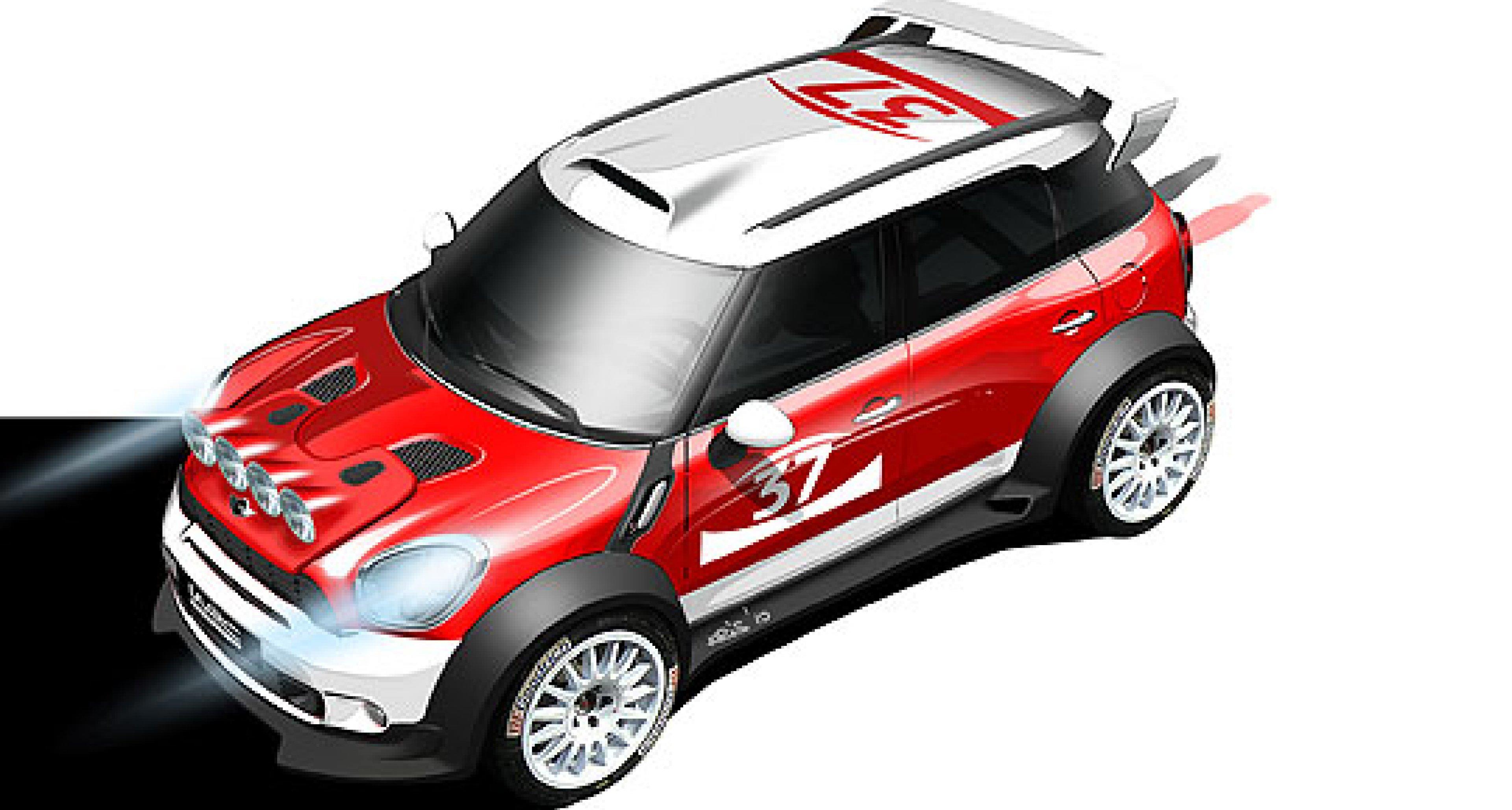 The Return of the Mini Rally Car