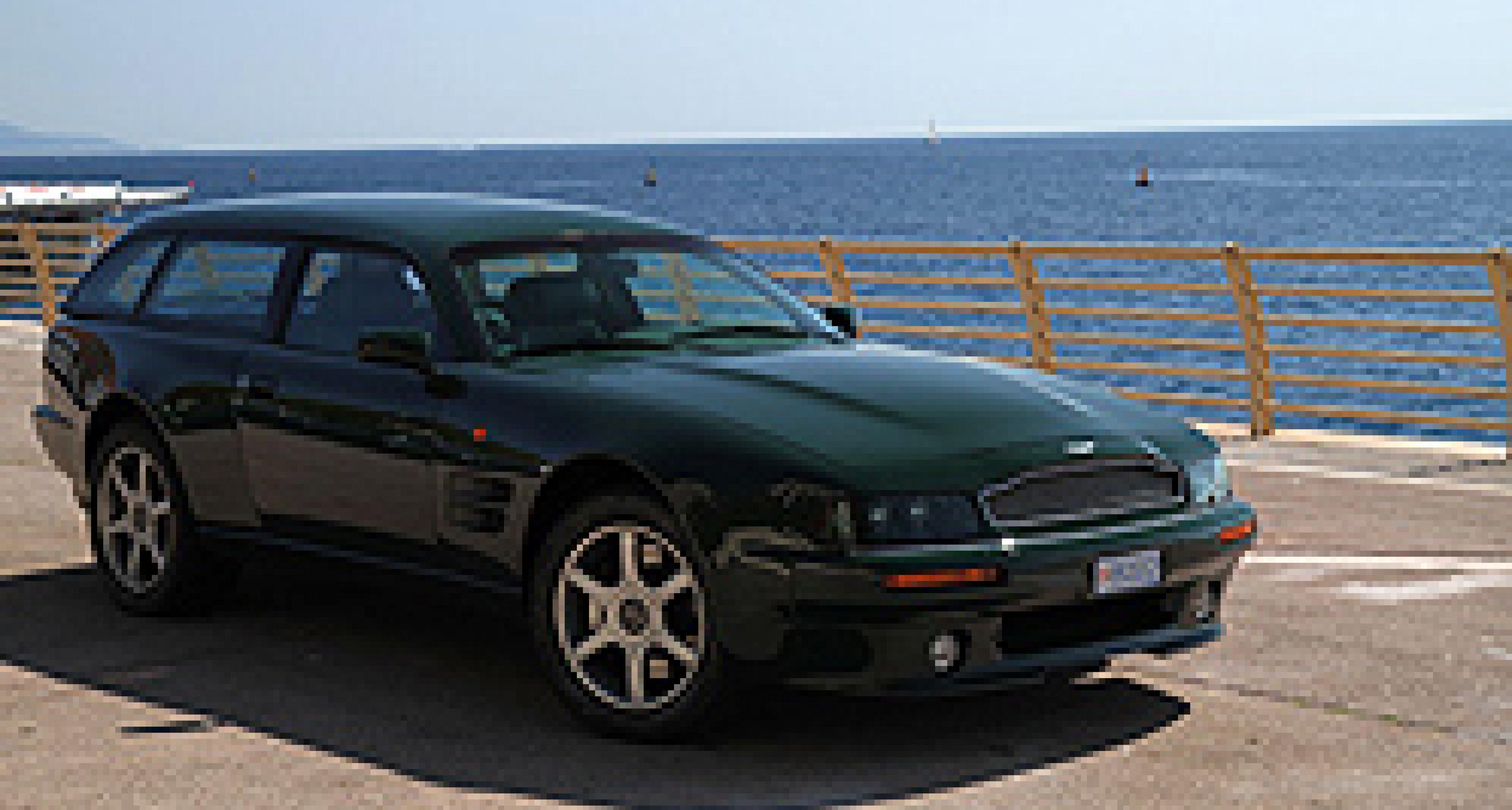 Bonhams mit großem Aston-Angebot in Reims