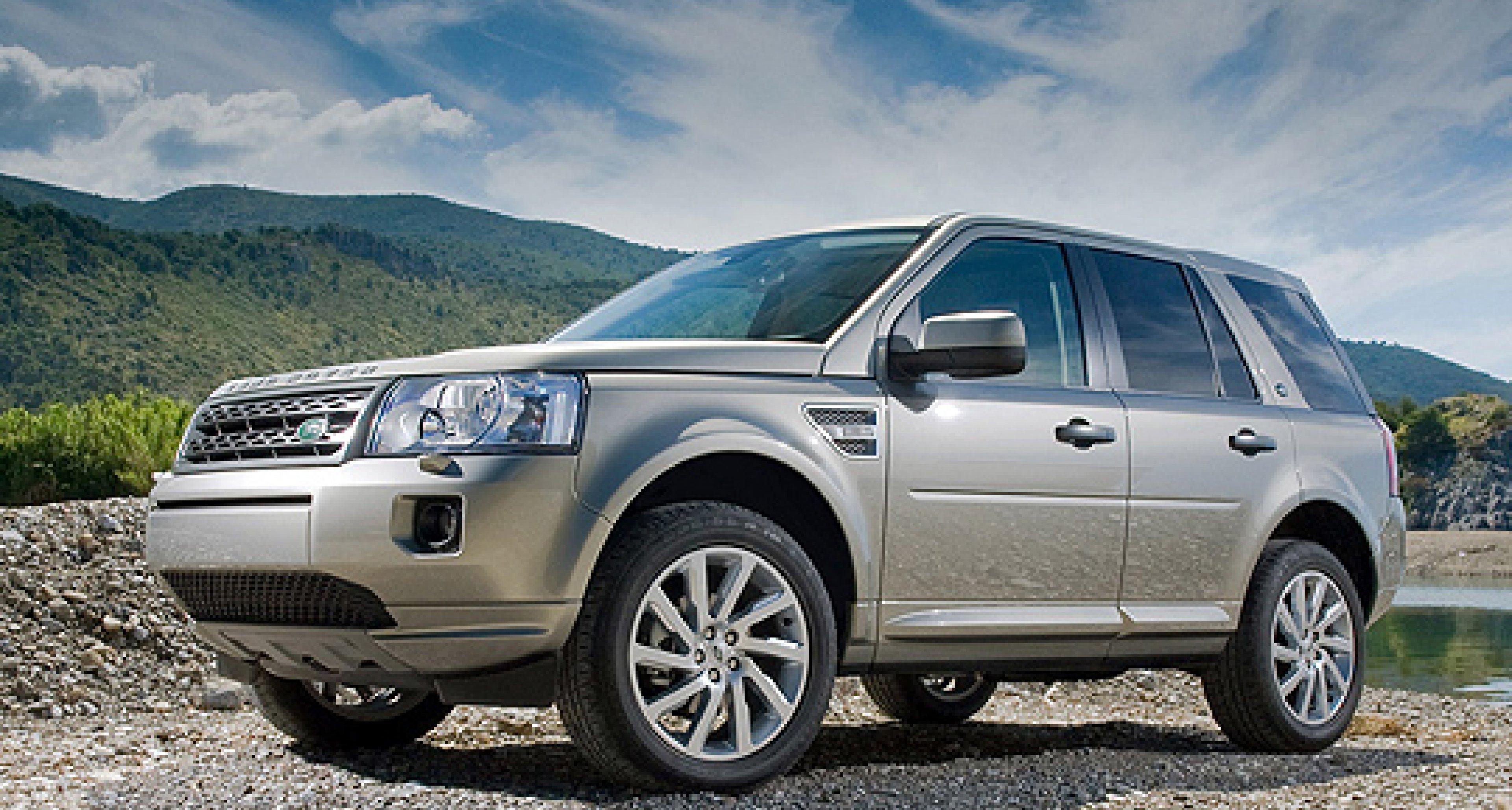 Land Rover Freelander 2 kommt mit Spartechnik und Frontantrieb