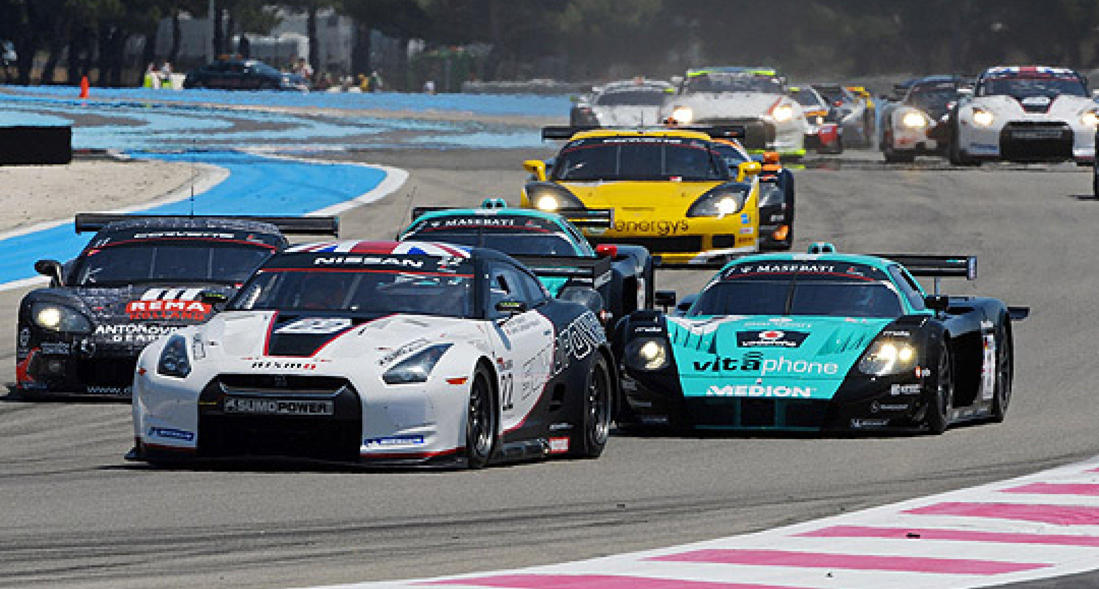 Verlosung: Freikarten für die FIA-GT1-WM am Nürburgring
