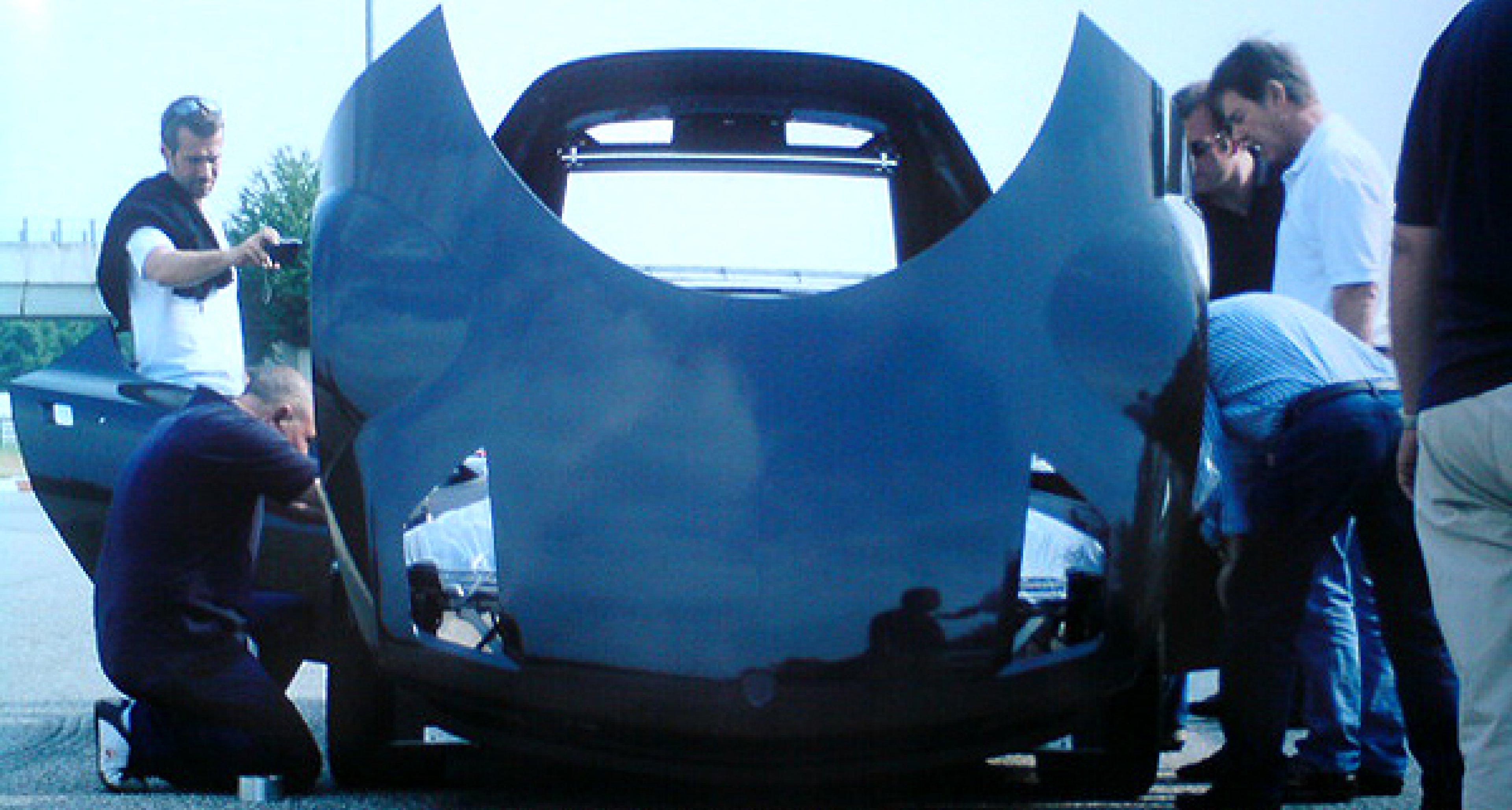 Lancia Stratos Revival: Neue Gerüchte