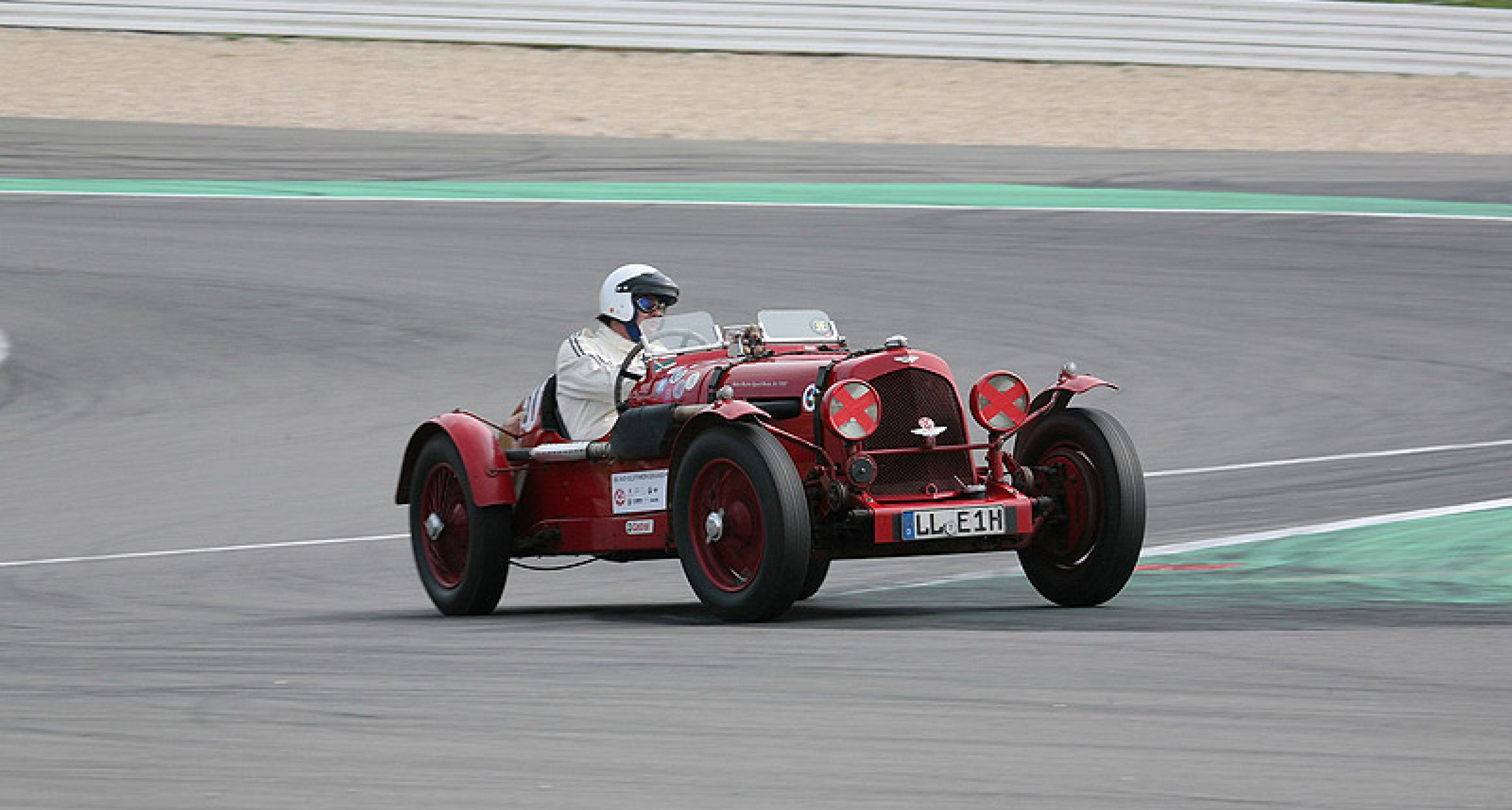 Oldtimer-Grand-Prix 2010: Rückblick