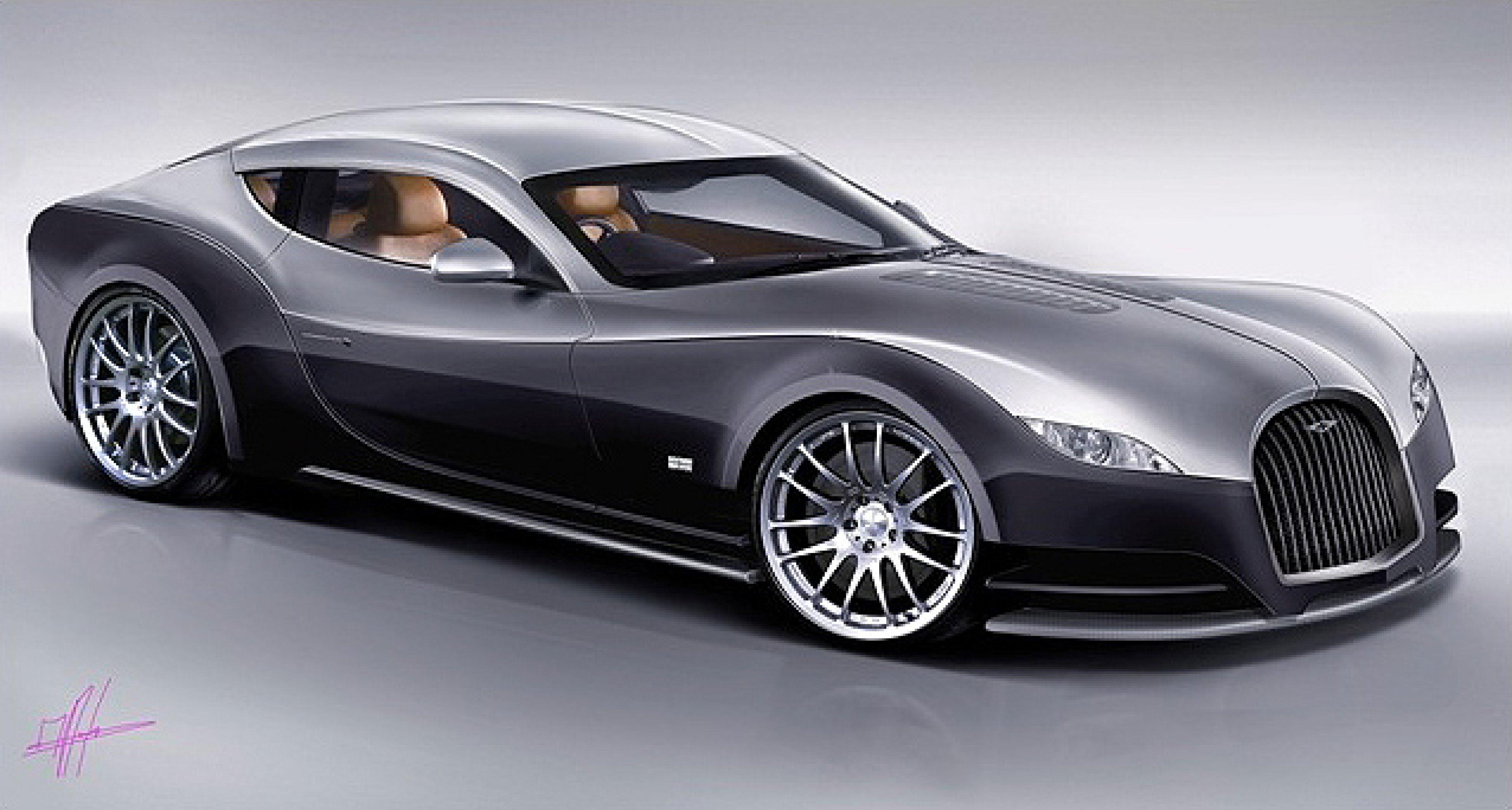 Morgan Eva GT: Unveiled in Monterey