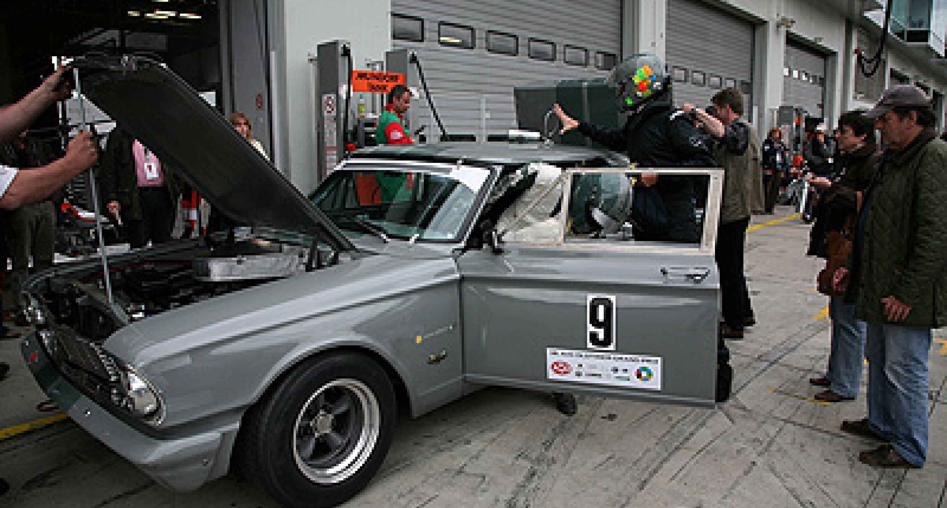 Ford Fairlane (Team Classic Driver)