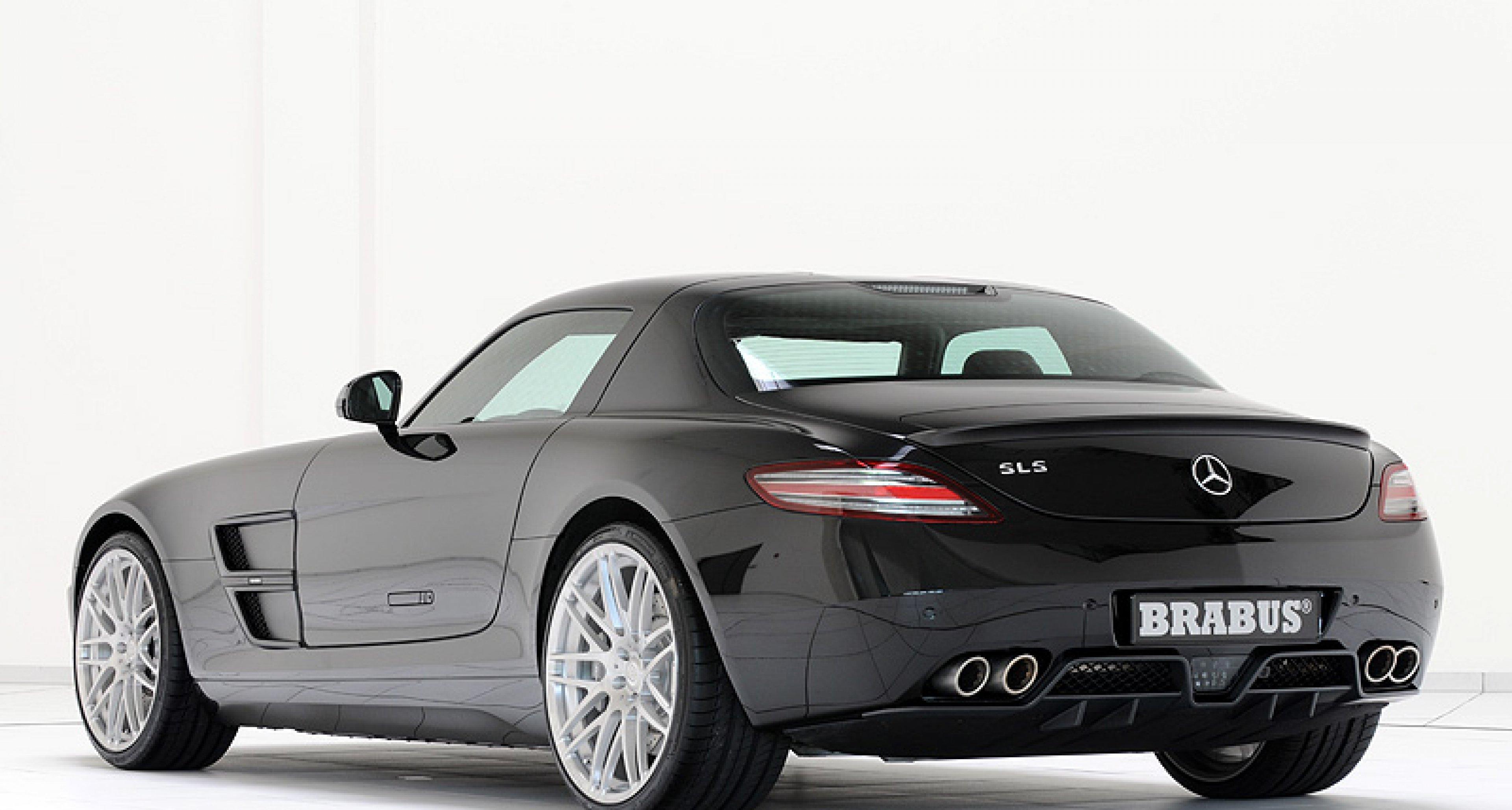Mercedes-Benz SLS AMG by Brabus
