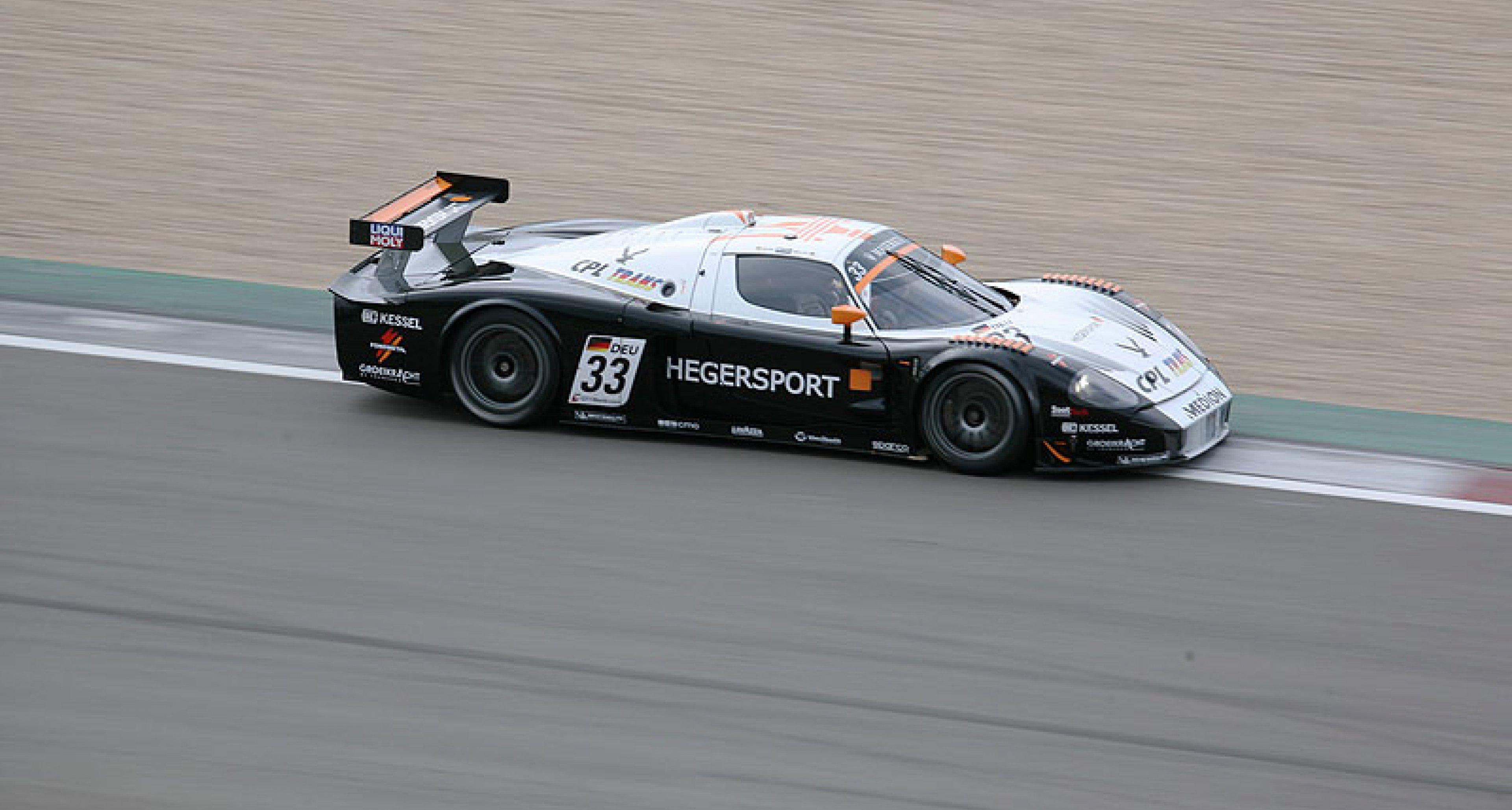 FIA-GT1-Weltmeisterschaft in der Eifel: Fotogalerie