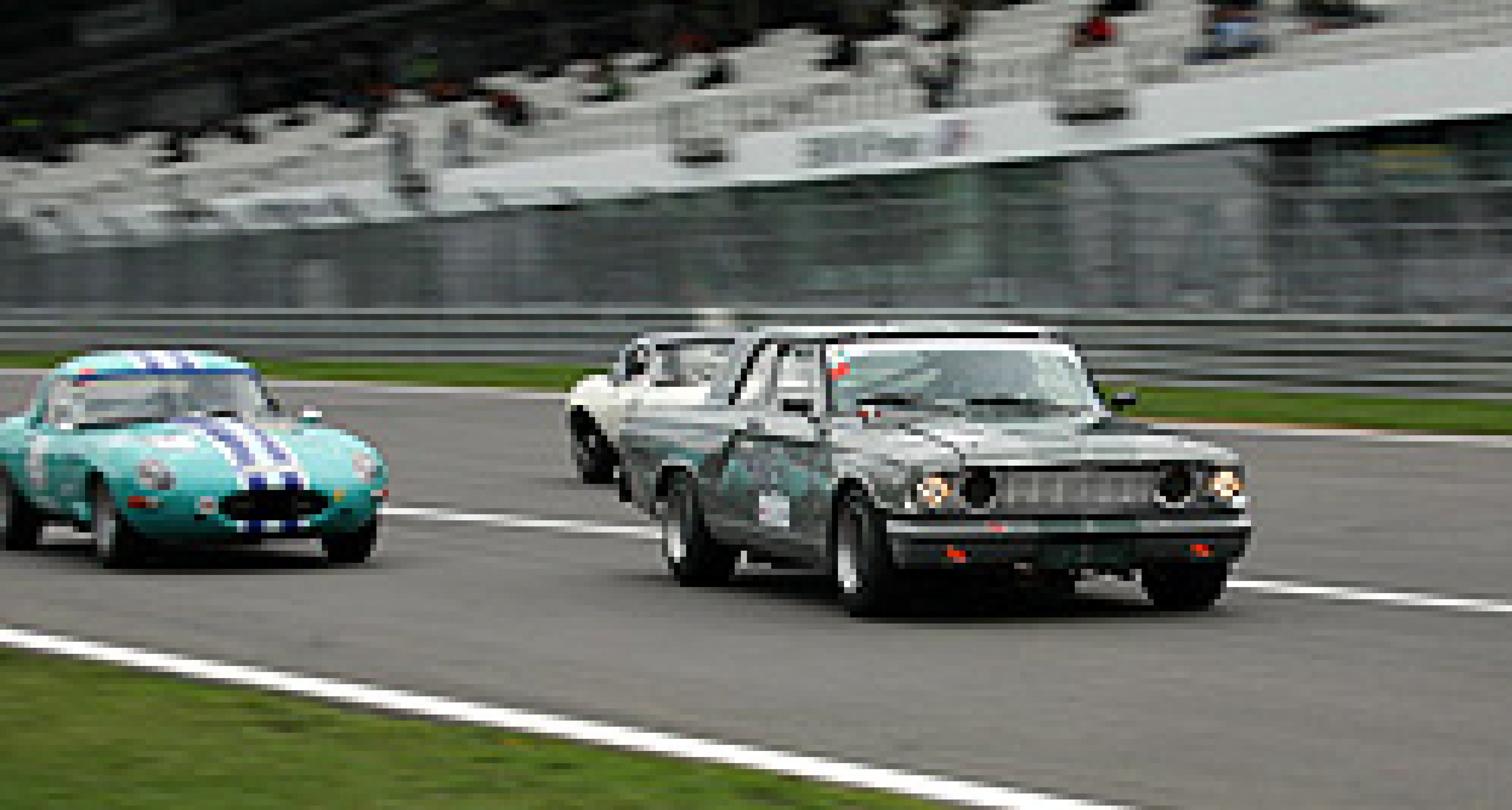 Team Classic Driver Hires Roland Asch for the 2010 Oldtimer Festival