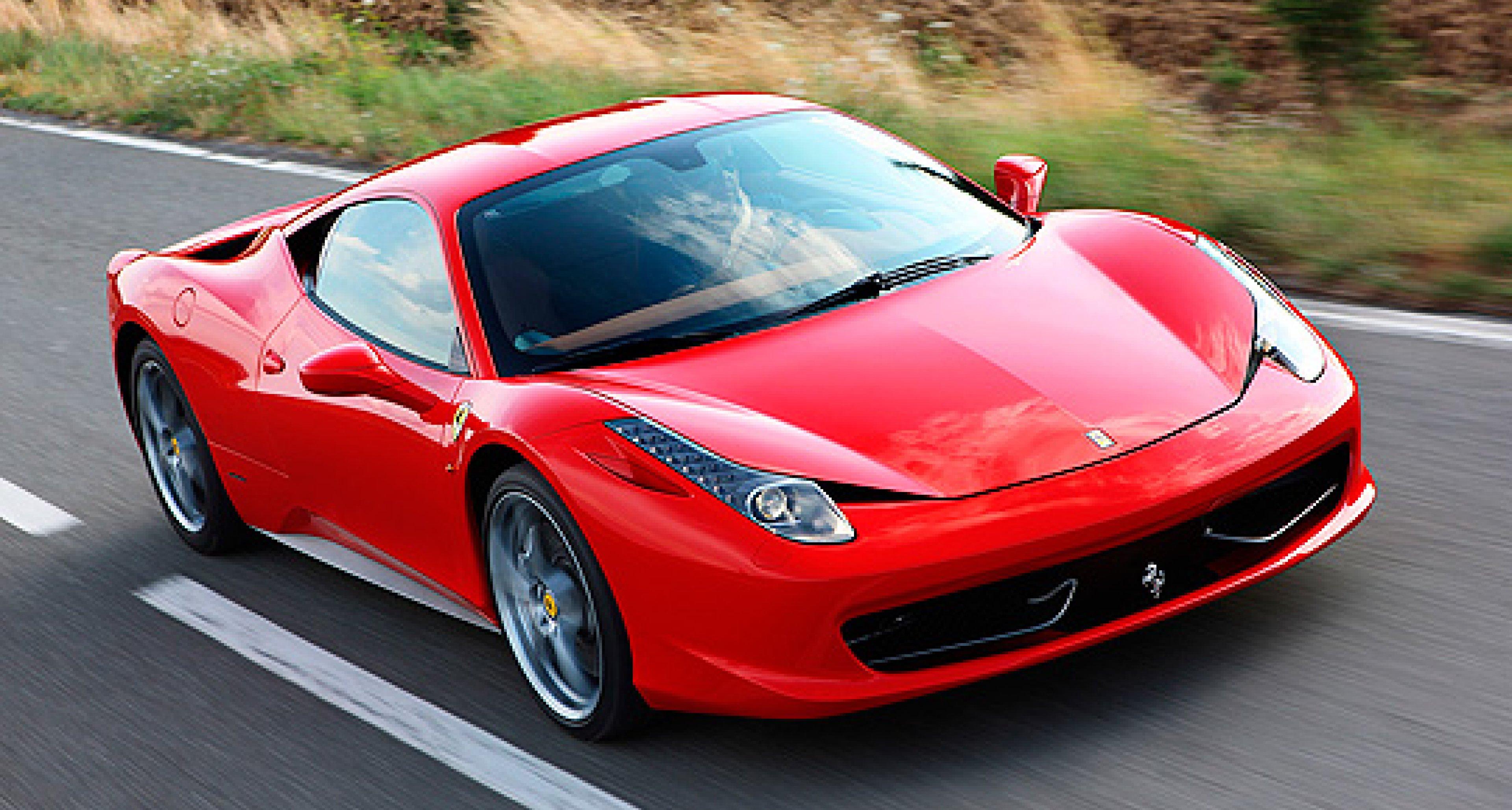 Feuergefahr: Ferrari ruft 458 Italia zurück