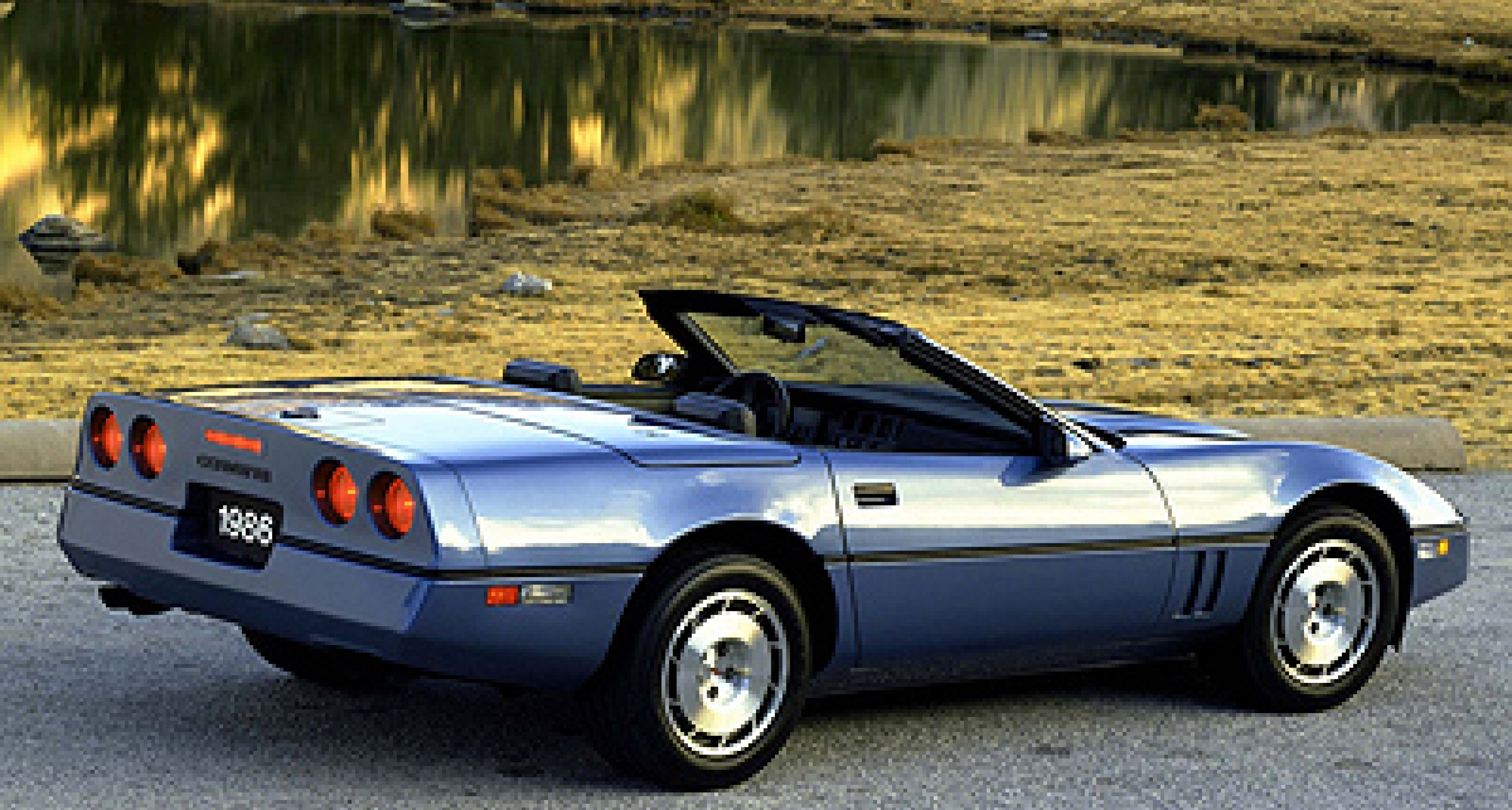 60 Jahre Chevrolet Corvette