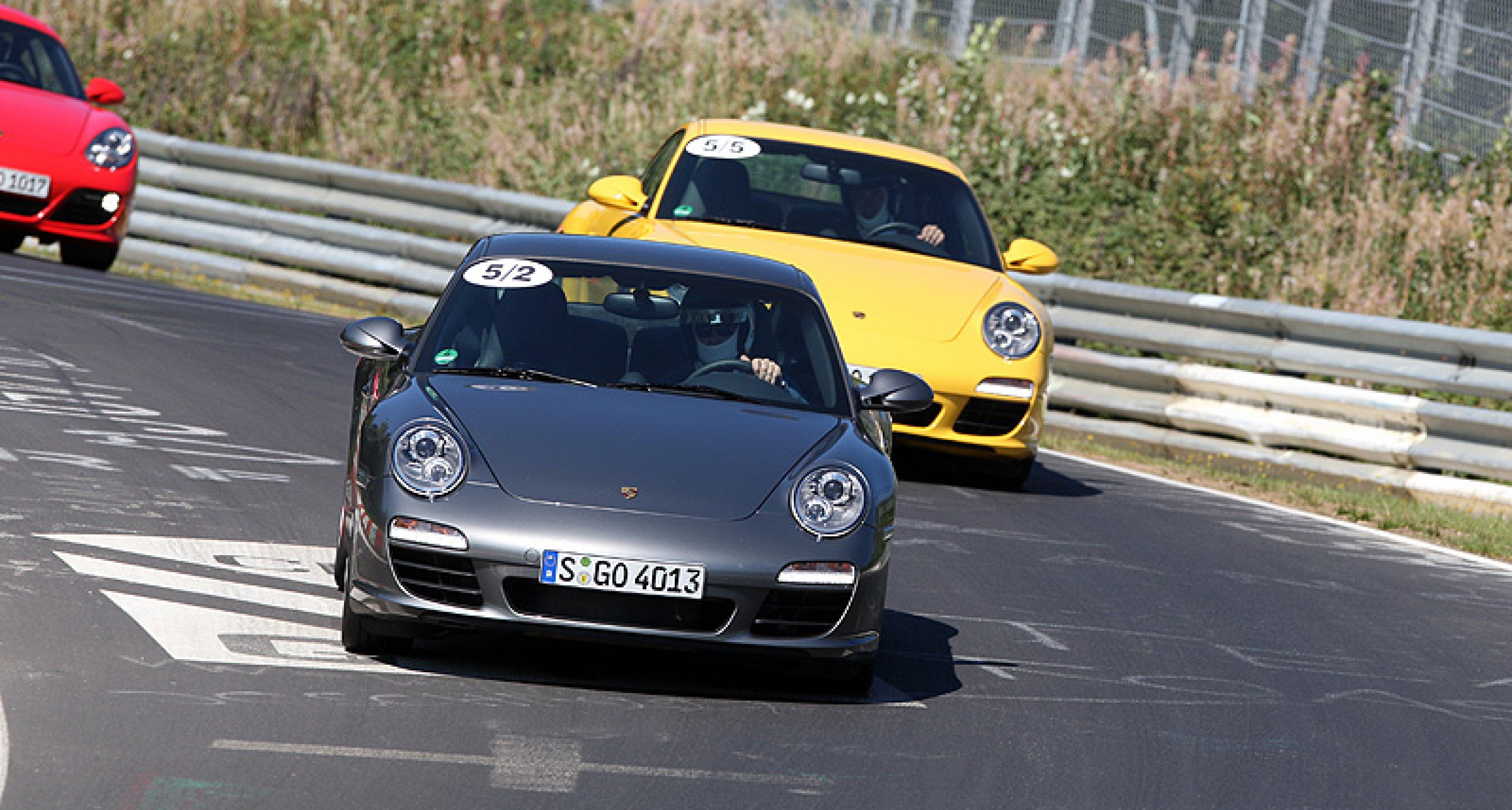 Porsche-Perfektionstraining Nordschleife: Einmal Hölle und zurück