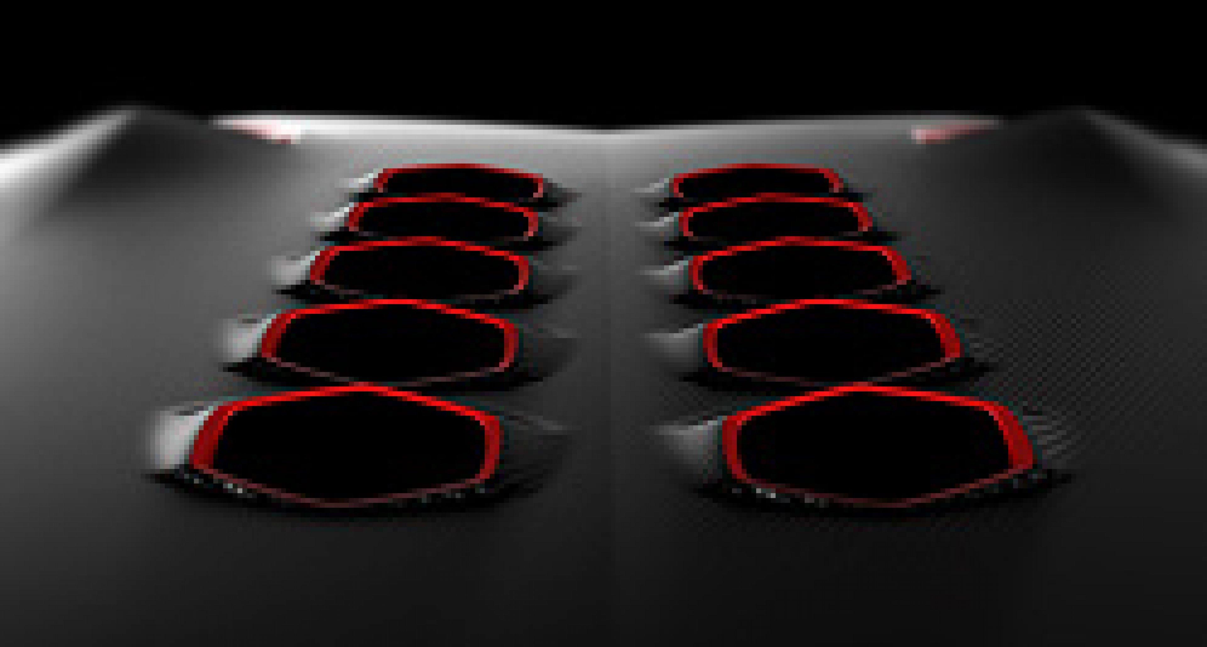 Lamborghini Sneak Preview: Teaser Nº2