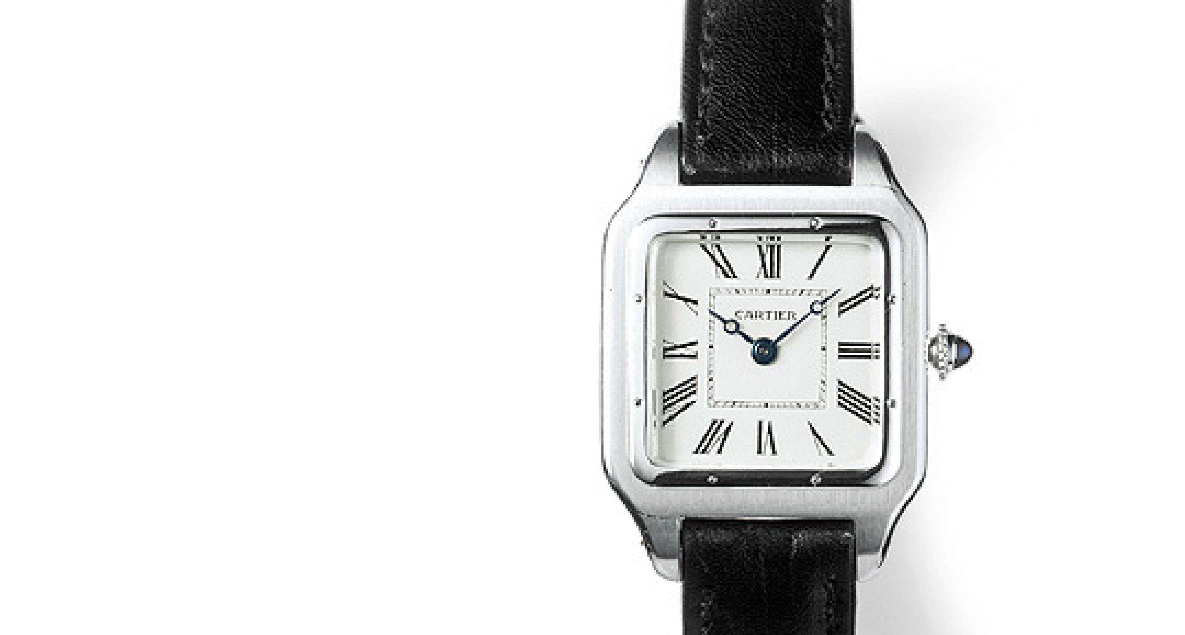 Investment-Tipp Uhr: Vintage Cartier-Uhren