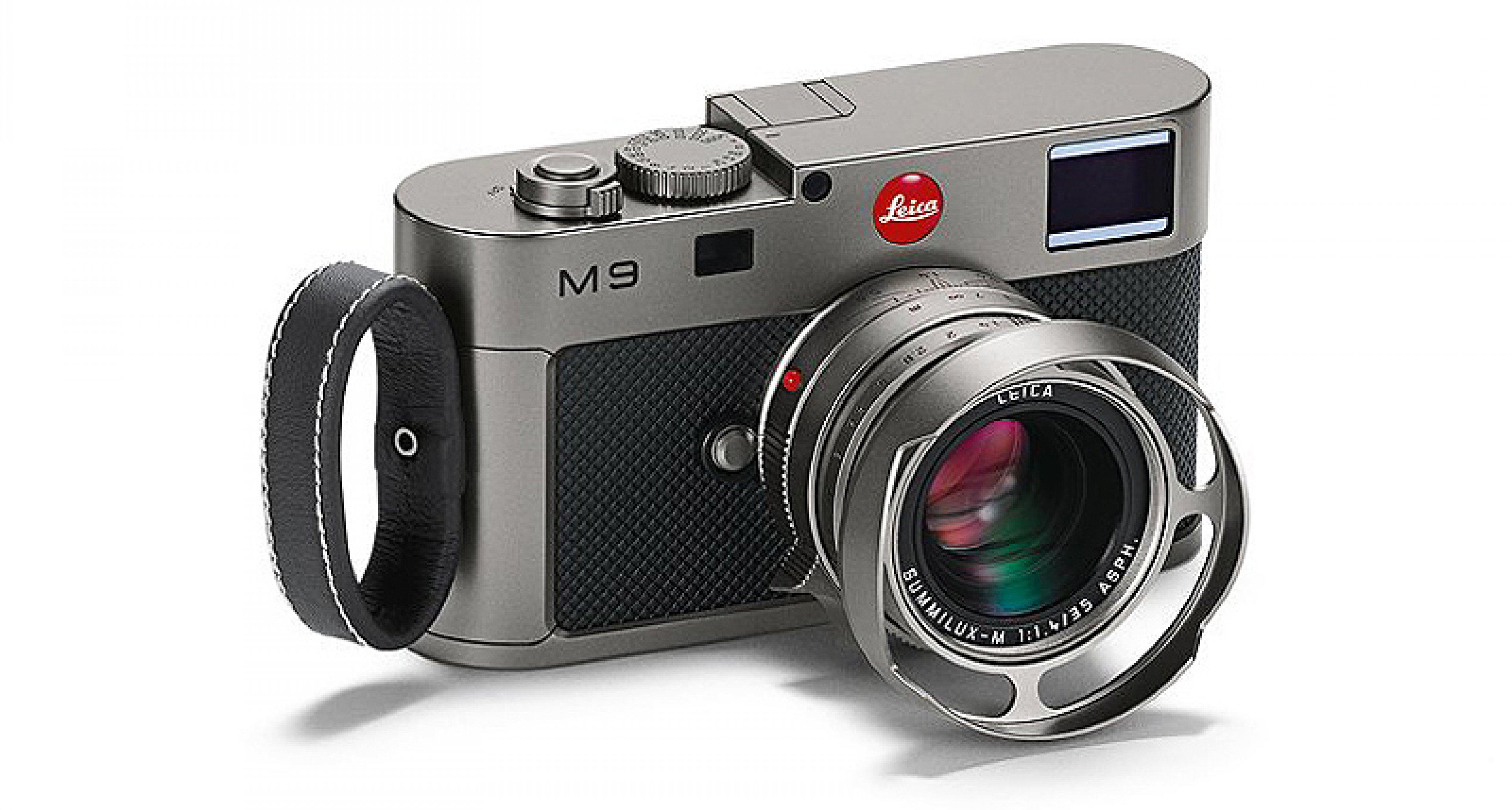 Leica M9 'Titanium' by Walter de'Silva