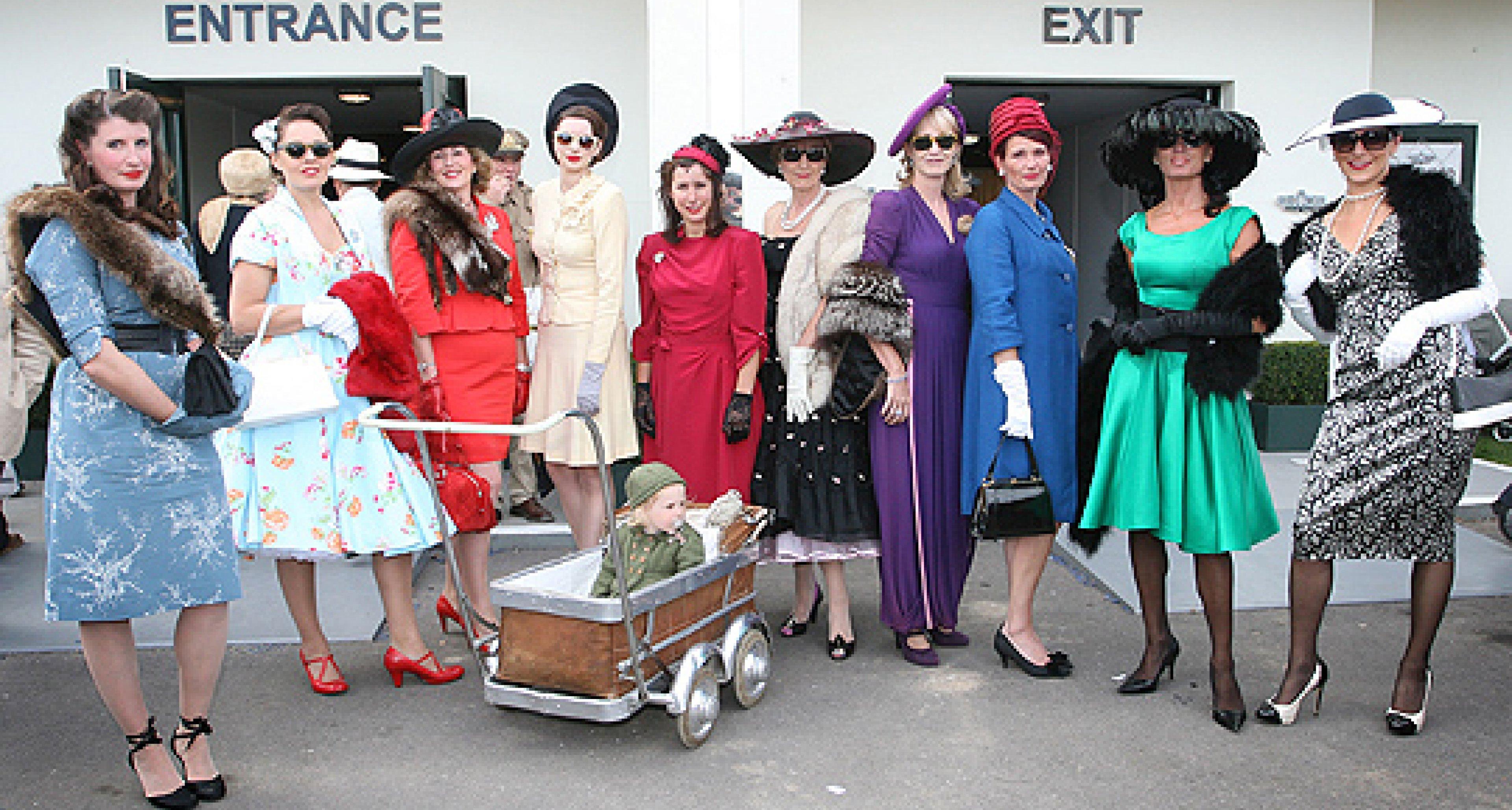 Goodwood Revival 2011: Parkplatz der Eitelkeiten